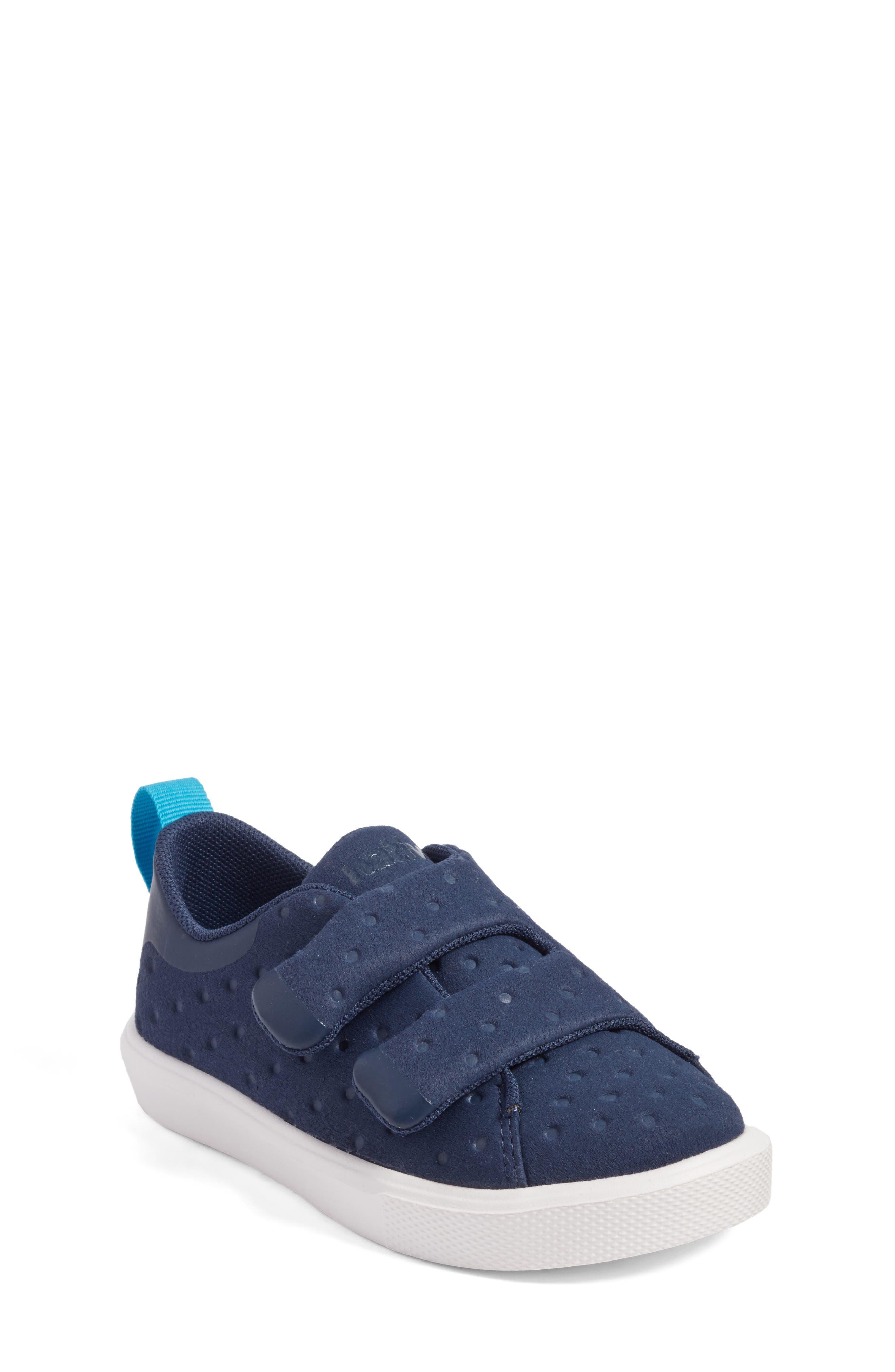 Monaco Sneaker,                         Main,                         color, REGATTA BLUE/ SHELL WHITE