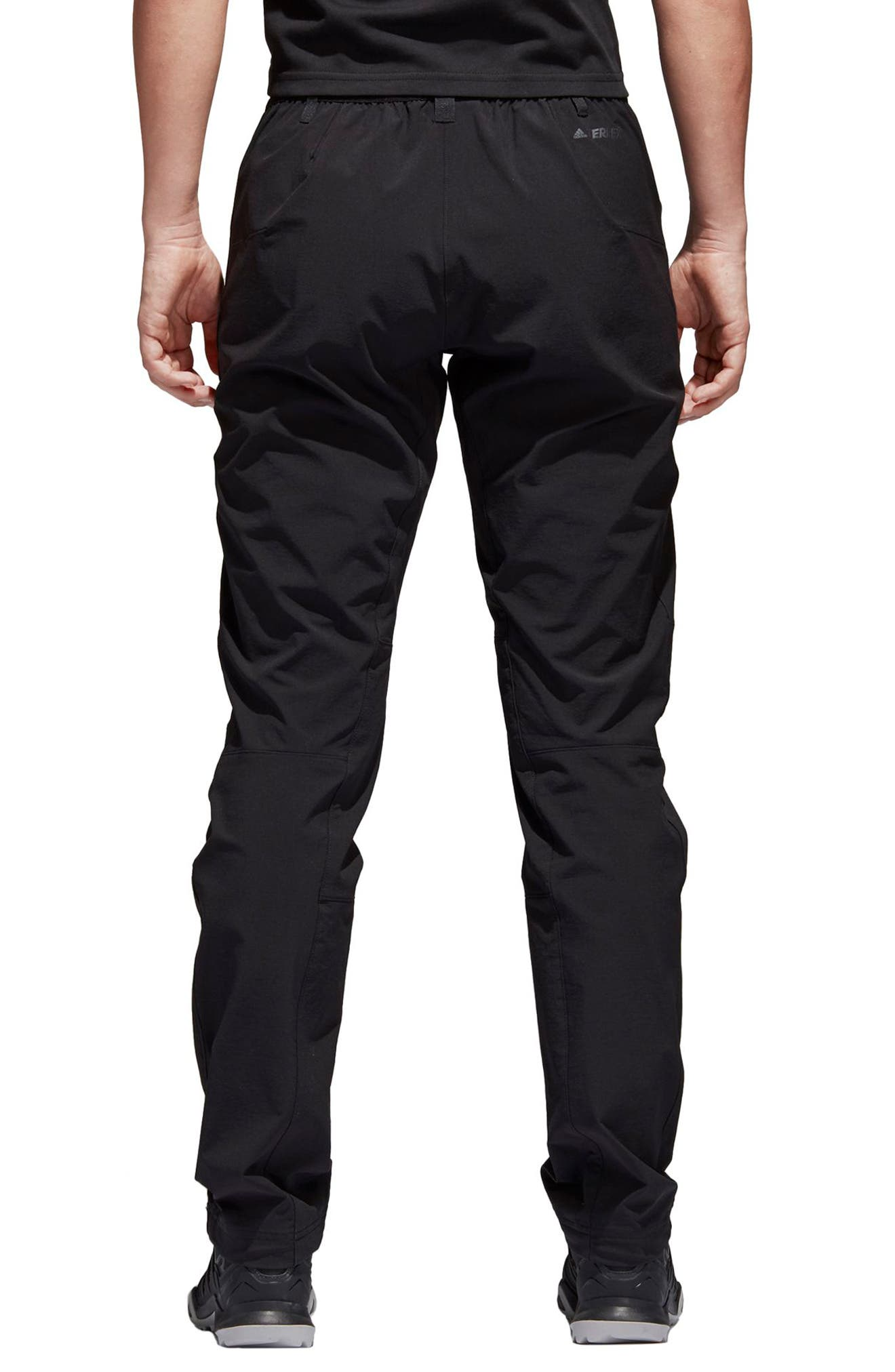 ADIDAS,                             Water-Repellent Pants,                             Alternate thumbnail 2, color,                             001