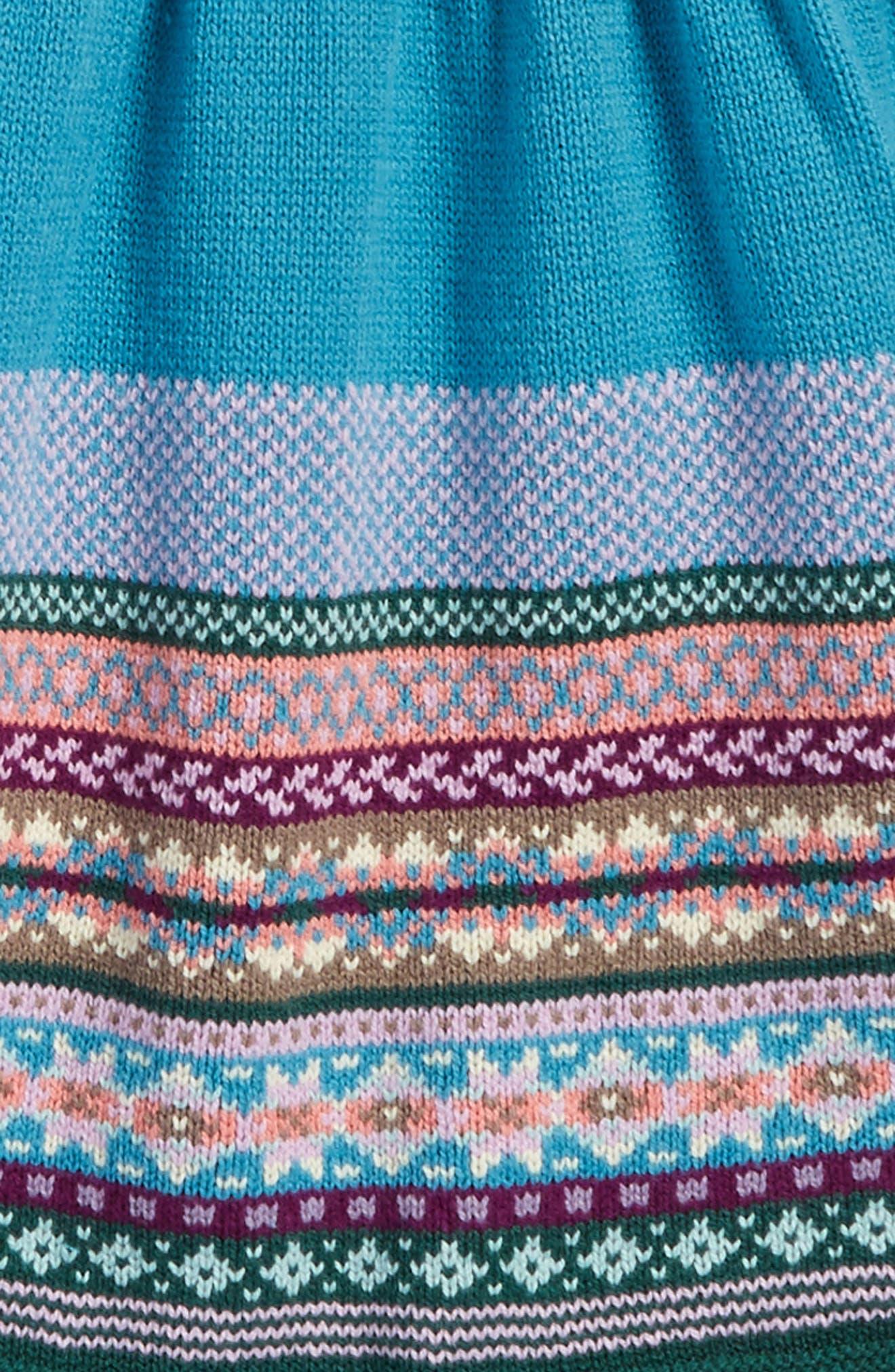 Suzette Sweater Dress,                             Alternate thumbnail 3, color,                             402
