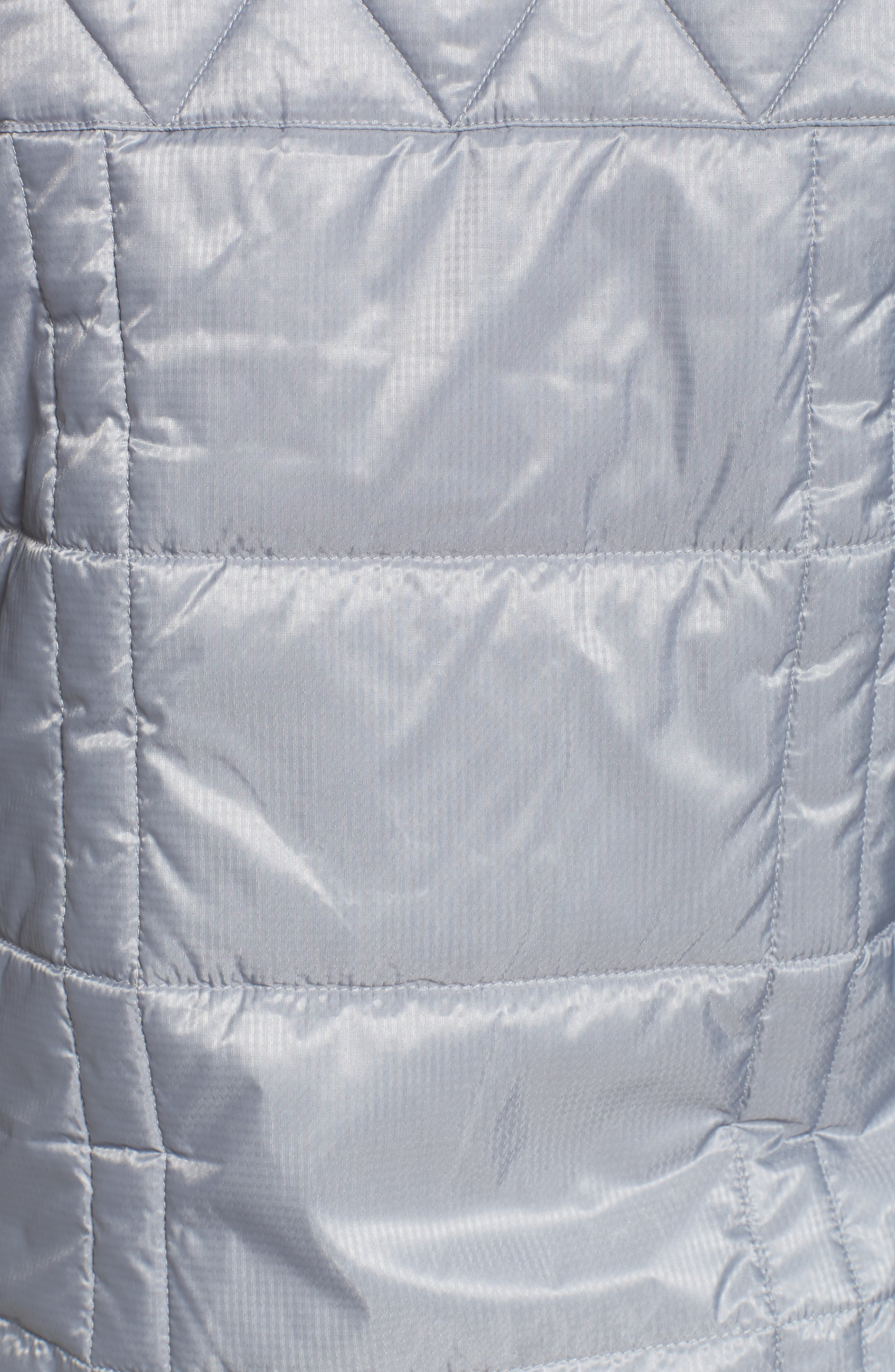 Double Corbet 120 Water Resistant Quilted Jacket,                             Alternate thumbnail 6, color,