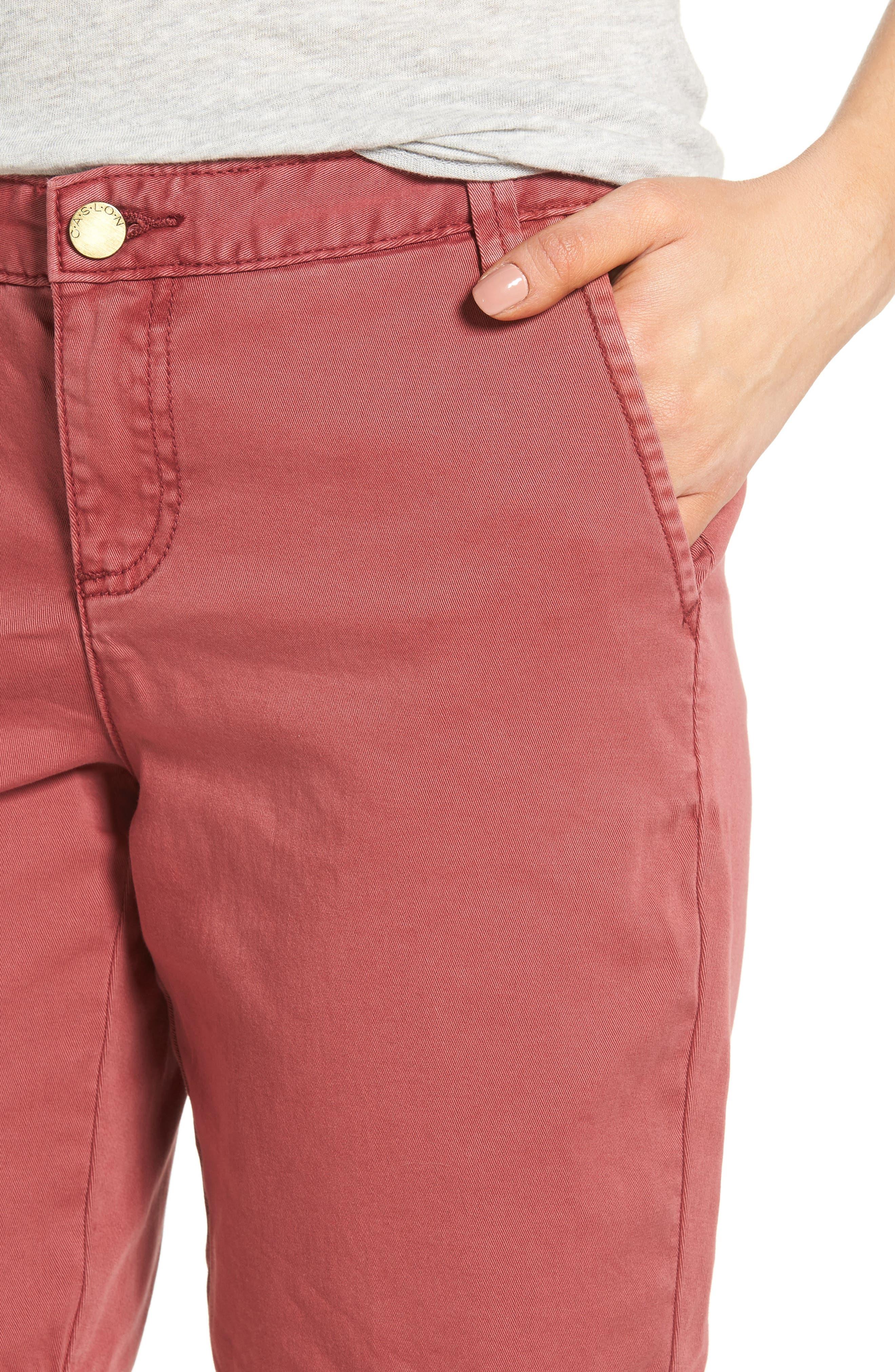 Twill Shorts,                             Alternate thumbnail 44, color,