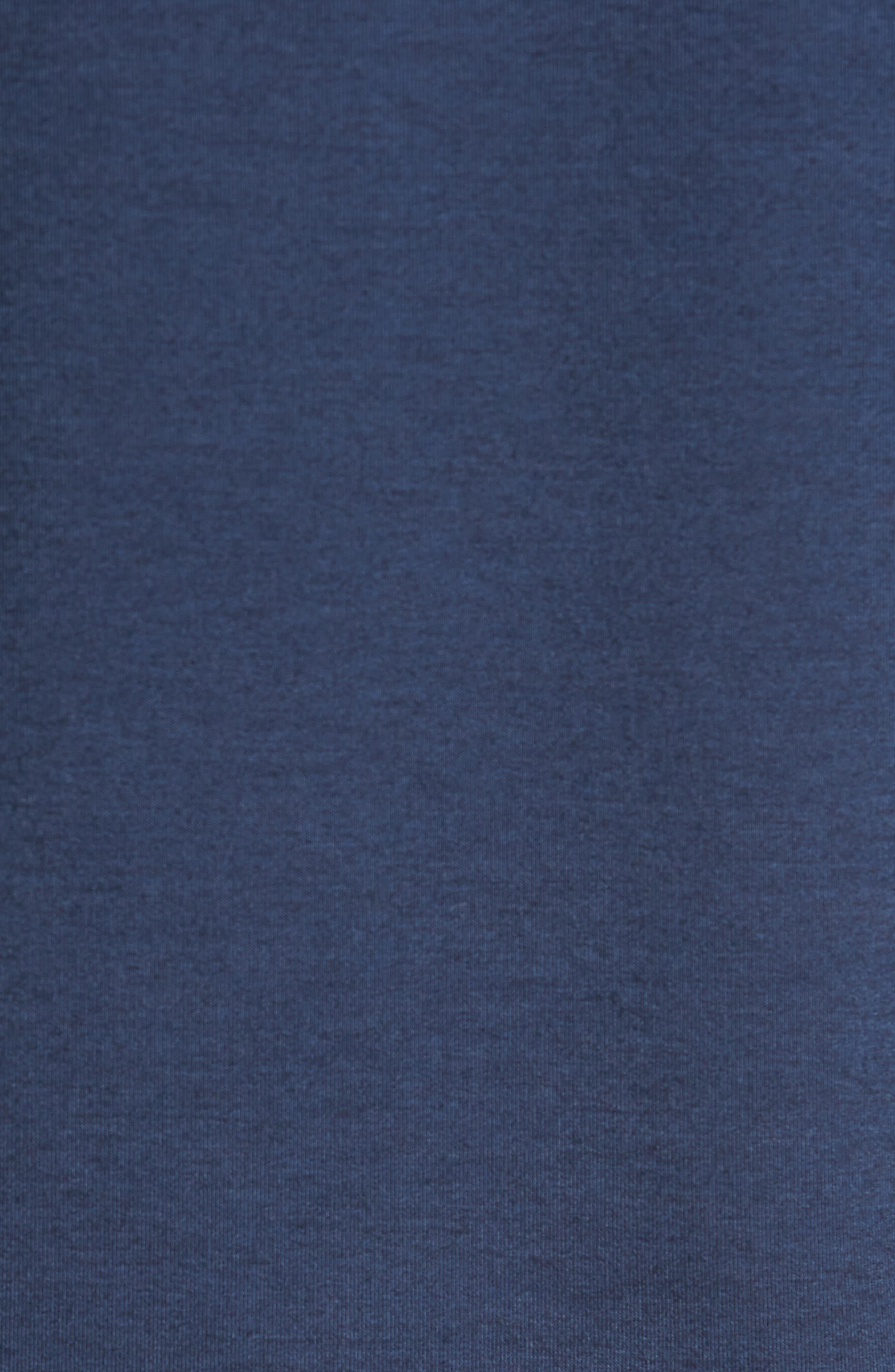 Distance Quarter Zip Pullover,                             Alternate thumbnail 10, color,