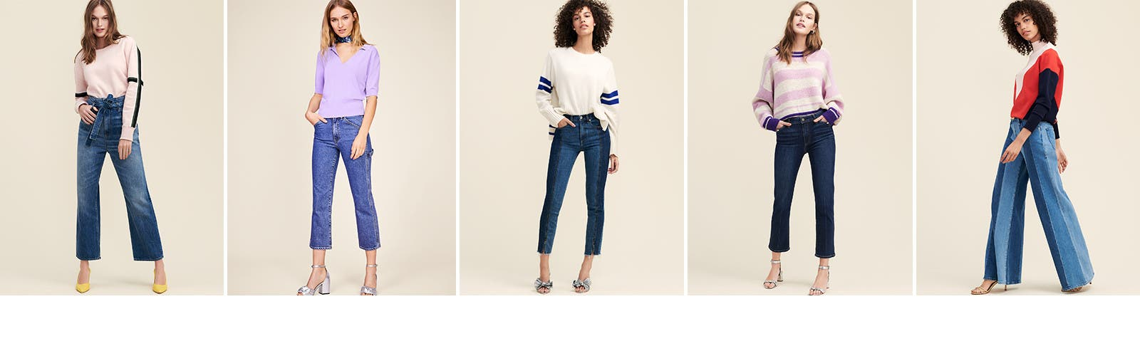 Women's Jeans & Denim