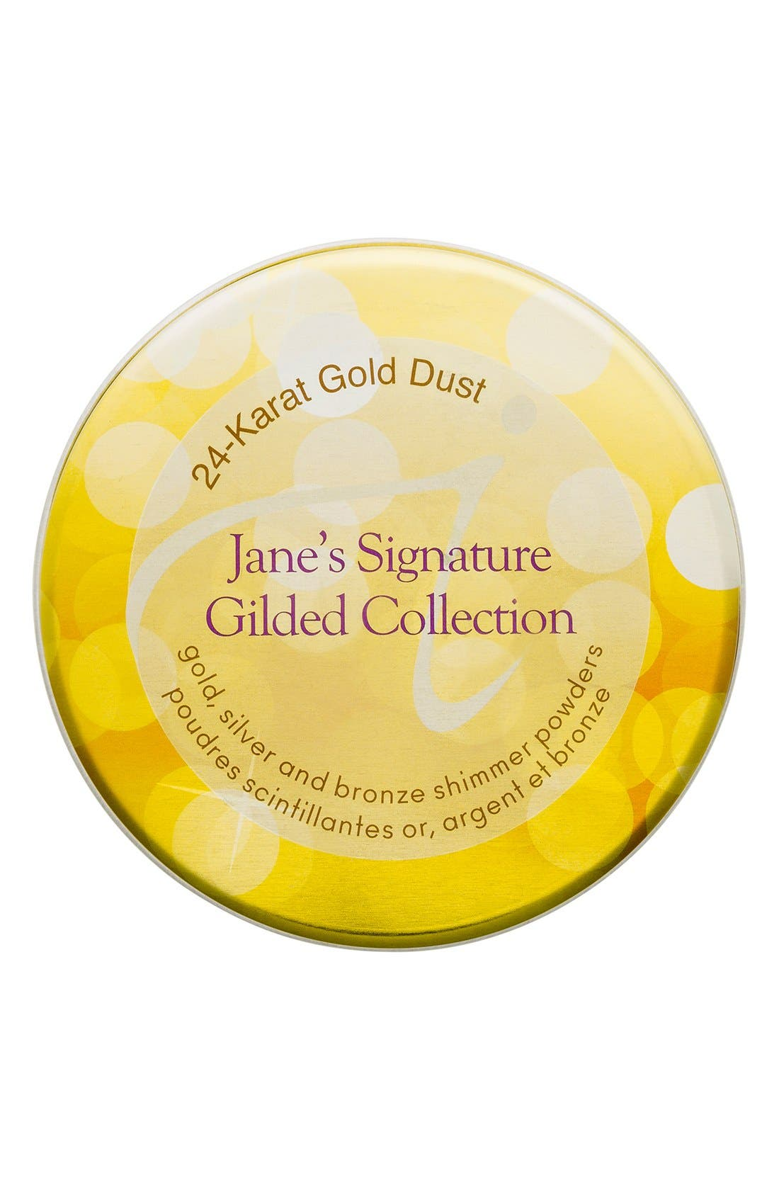 '24-Karat Gold Dust' Signature Gilded Collection,                             Alternate thumbnail 3, color,