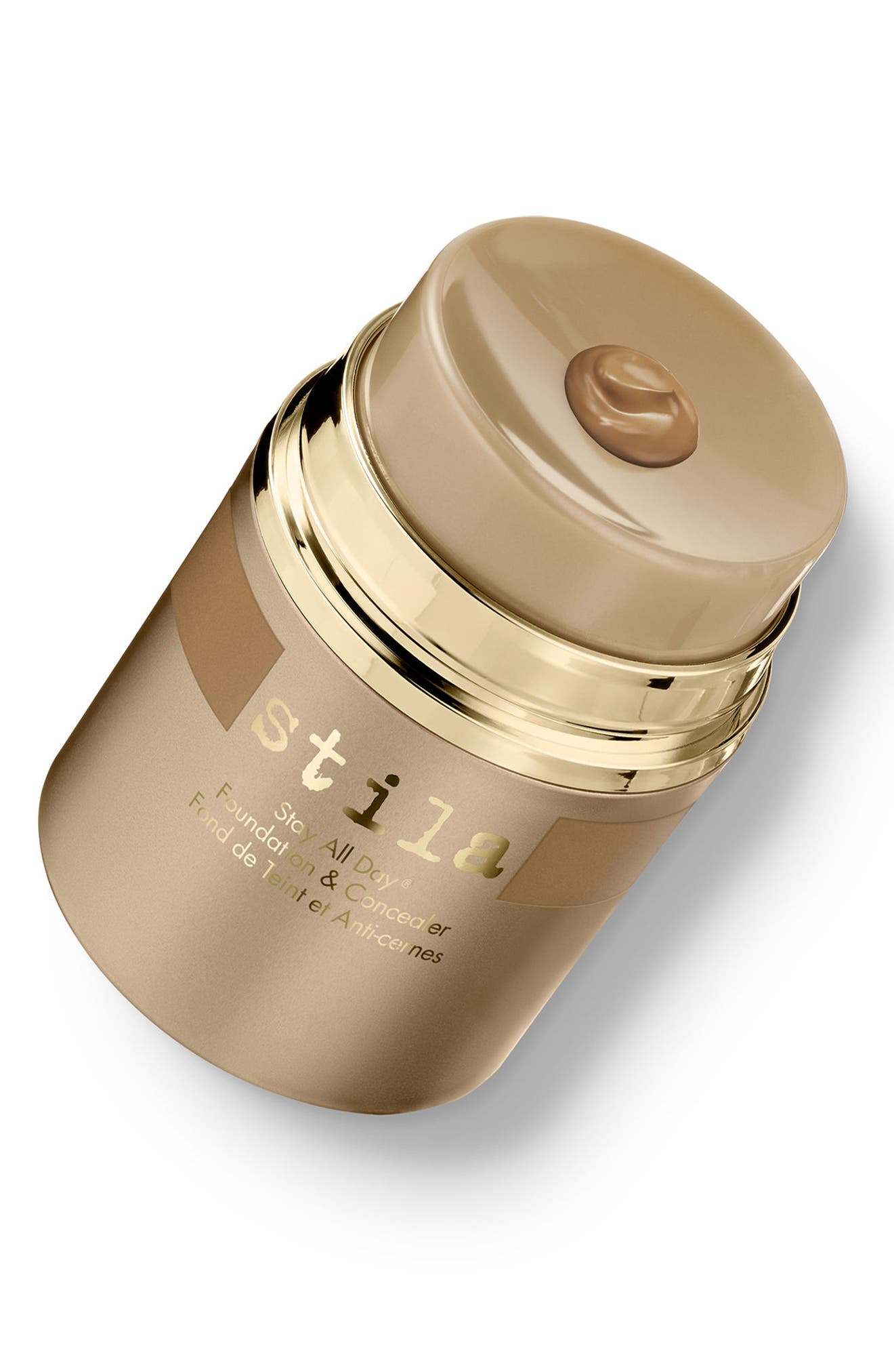 Stay All Day<sup>®</sup> Foundation & Concealer,                             Alternate thumbnail 3, color,                             STAY AD FOUND CONC CARAMEL 12