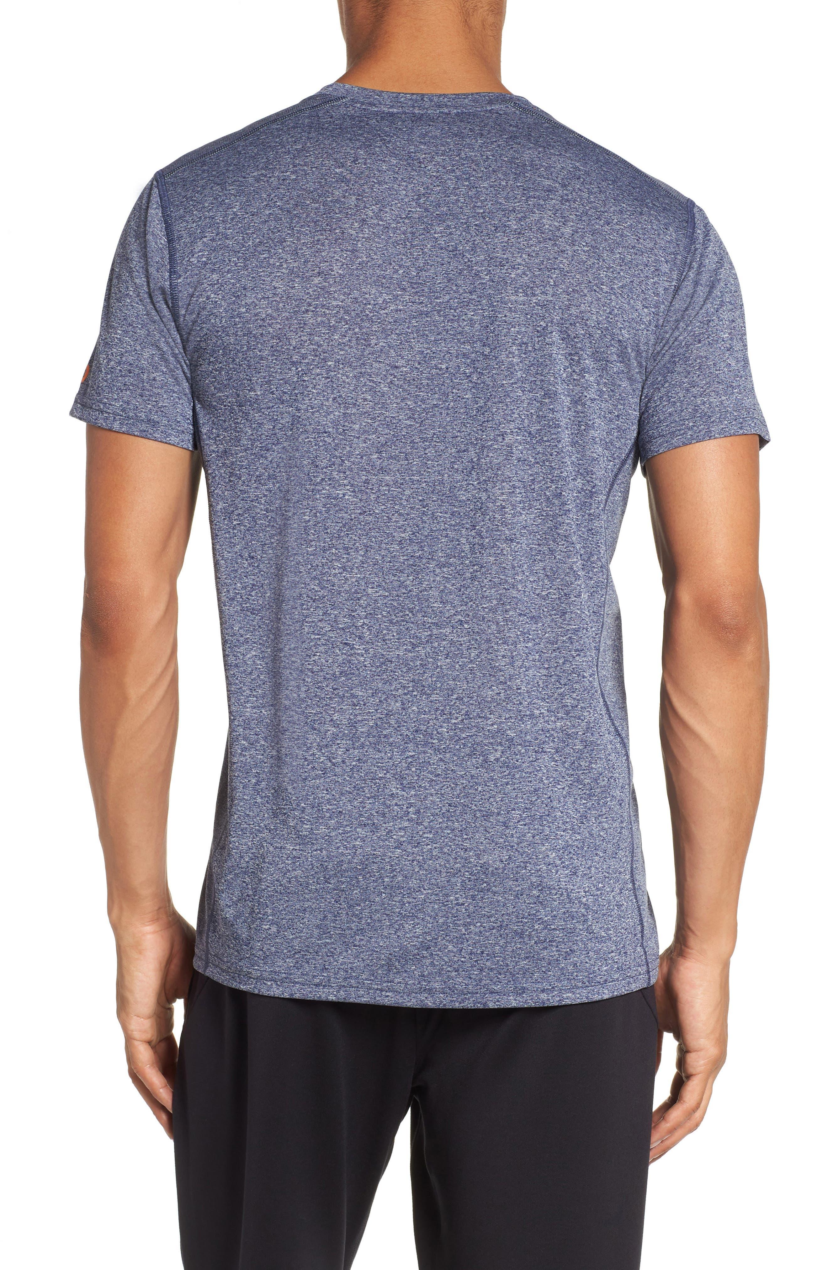 Goodsport Mesh Panel T-Shirt,                             Alternate thumbnail 11, color,