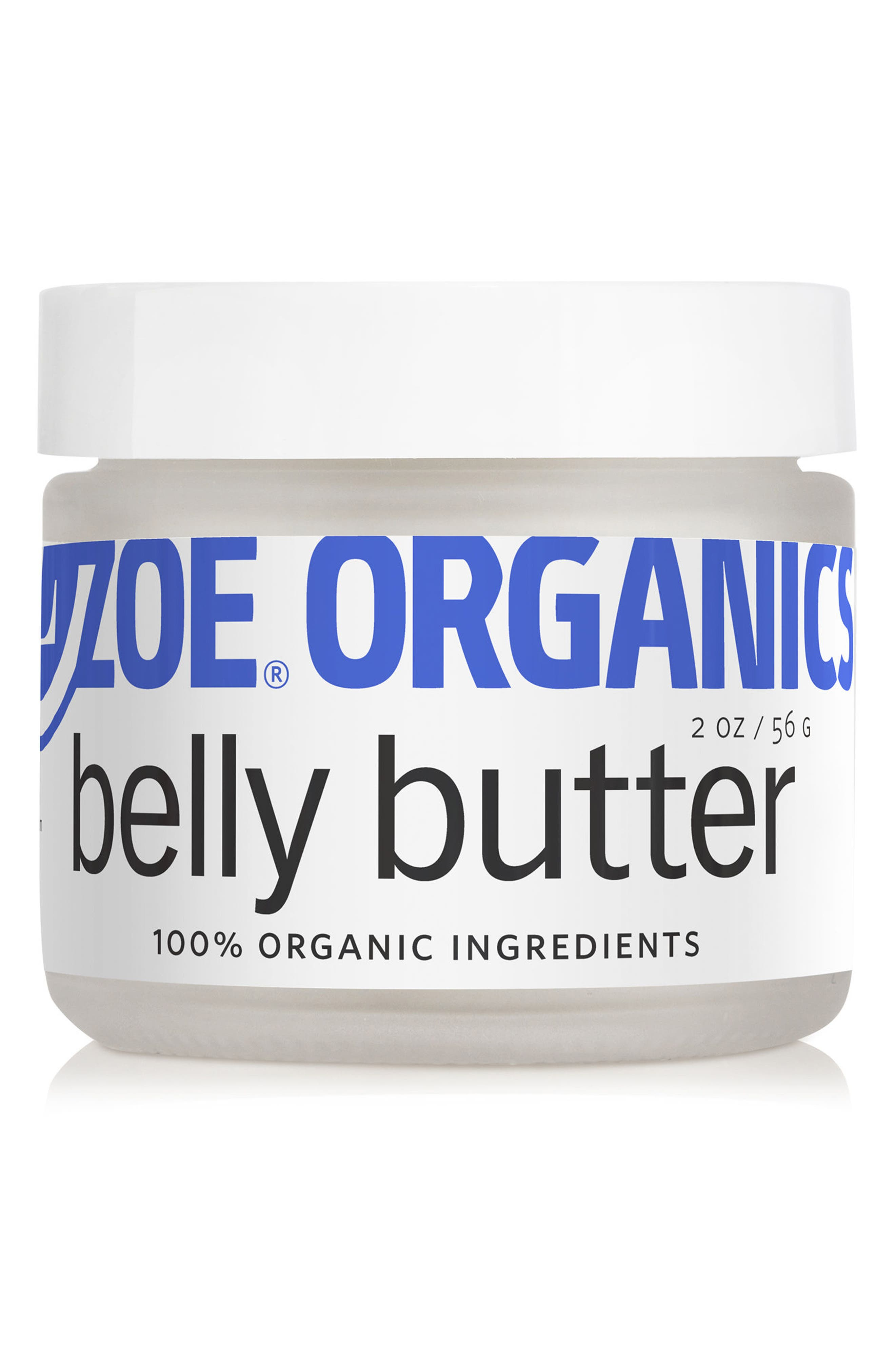 Belly Butter,                             Main thumbnail 1, color,                             WHITE