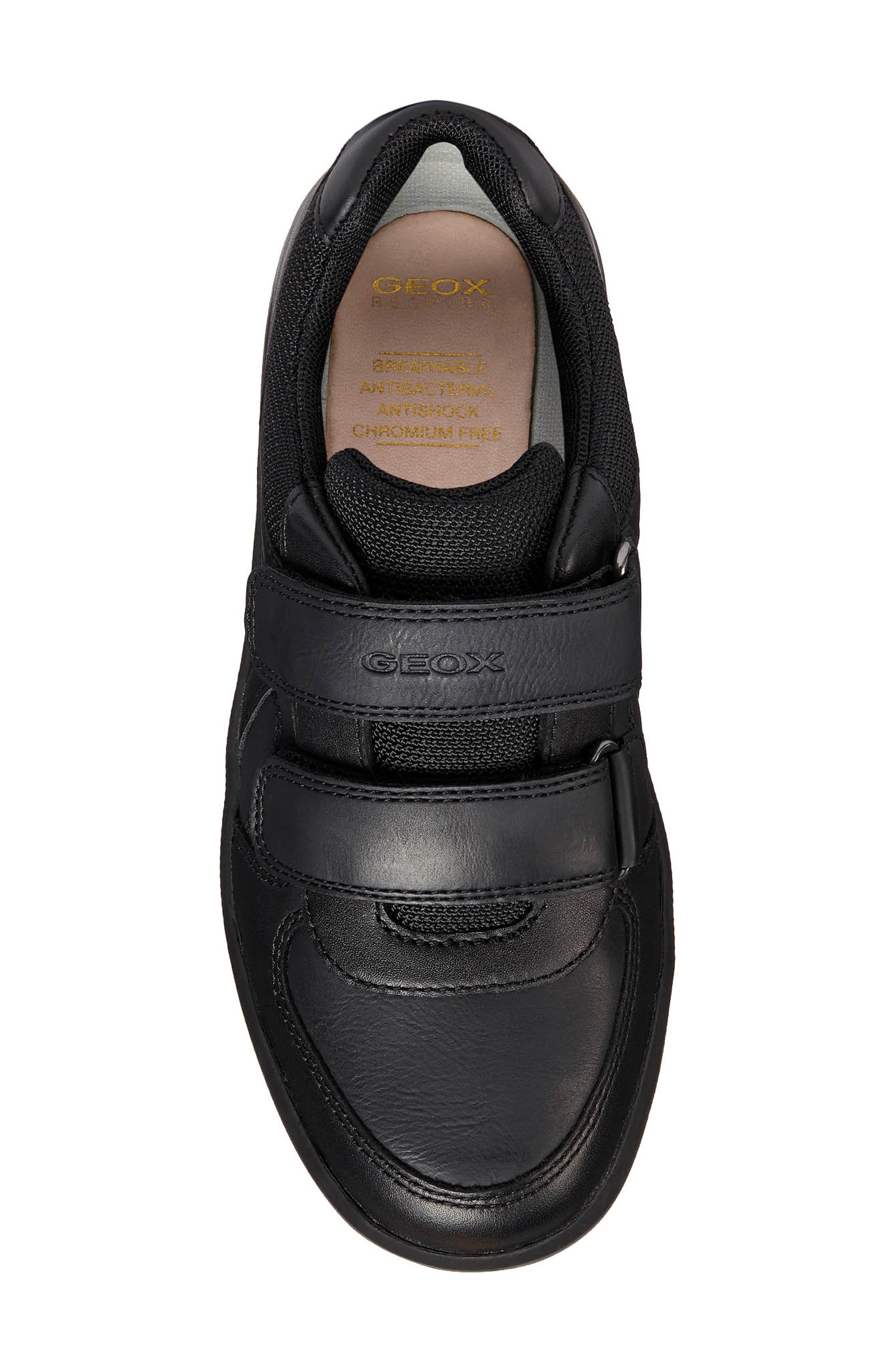 Arzach Sneaker,                             Alternate thumbnail 4, color,                             BLACK