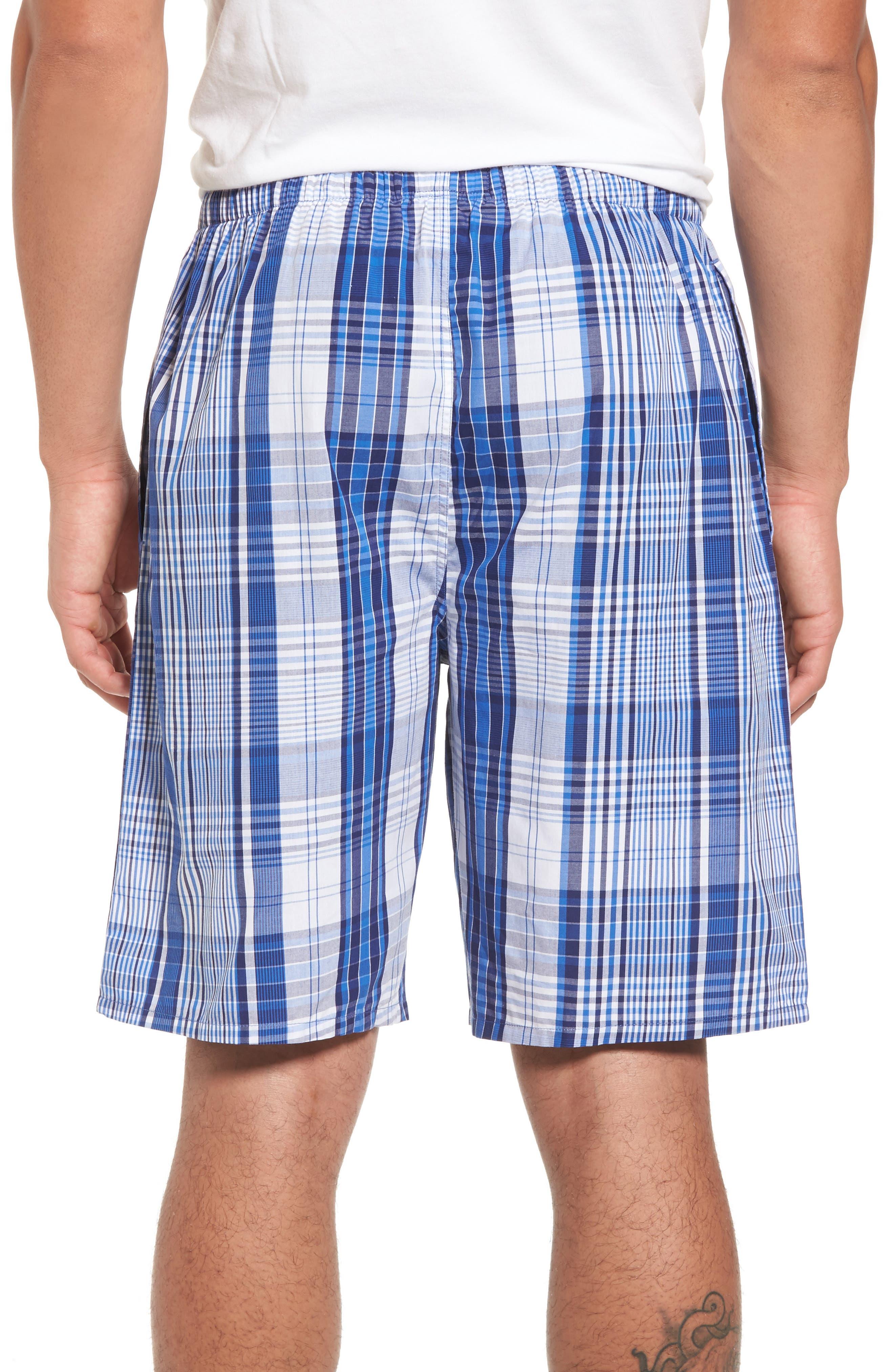Cotton Pajama Shorts,                             Alternate thumbnail 2, color,                             406