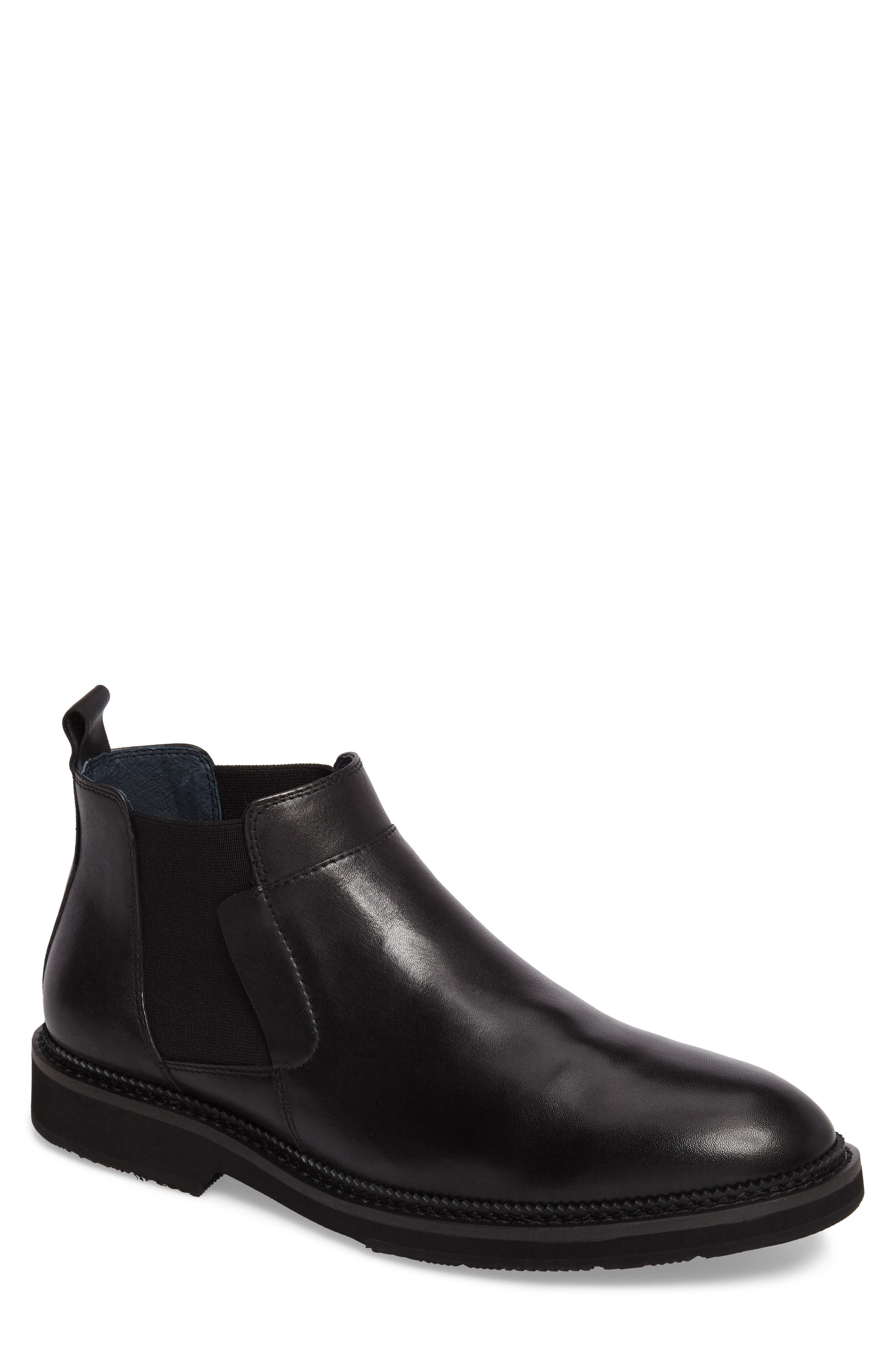 ZANZARA Garrad Chelsea Boot, Main, color, 001