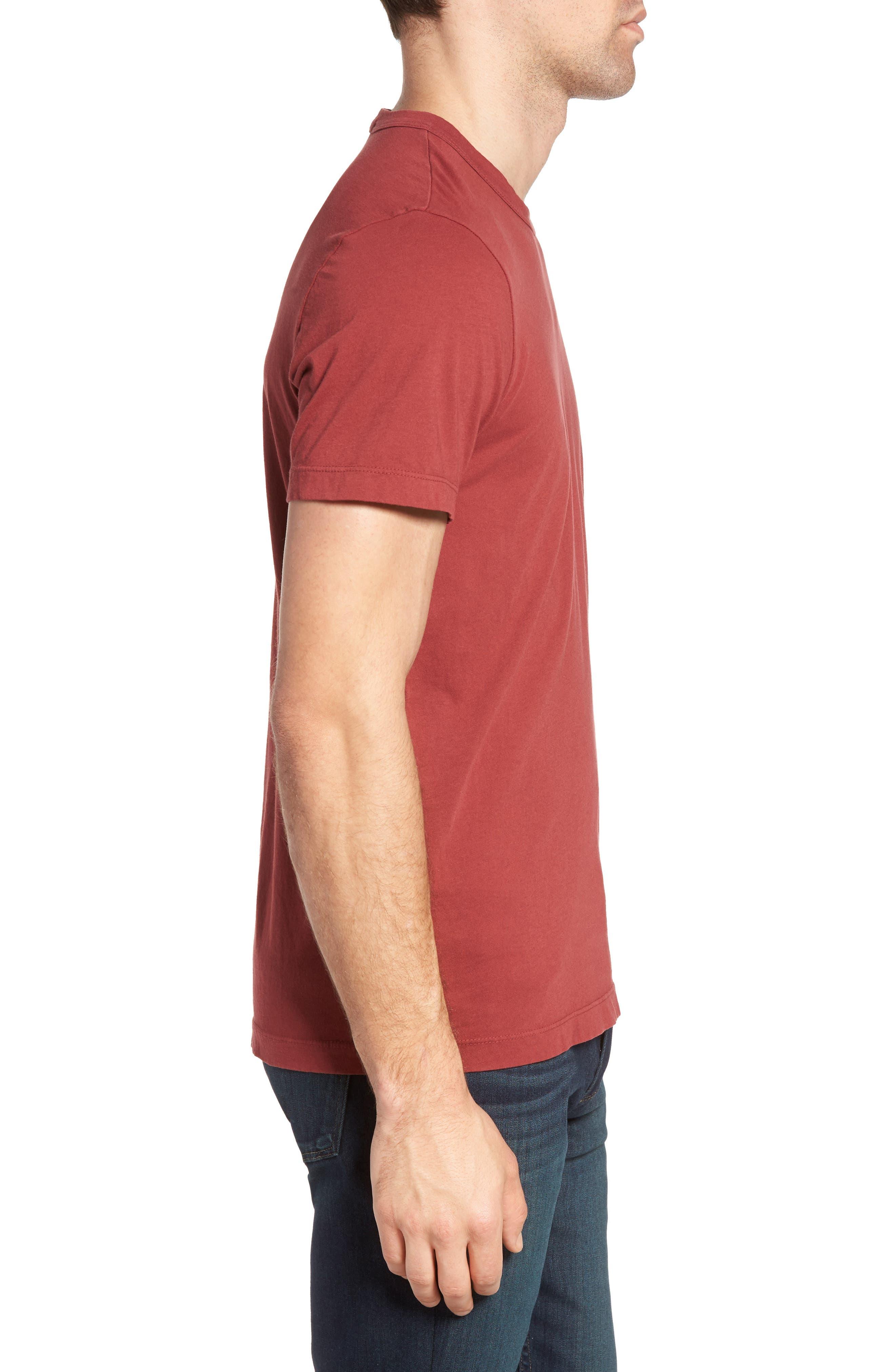 Crewneck Jersey T-Shirt,                             Alternate thumbnail 373, color,