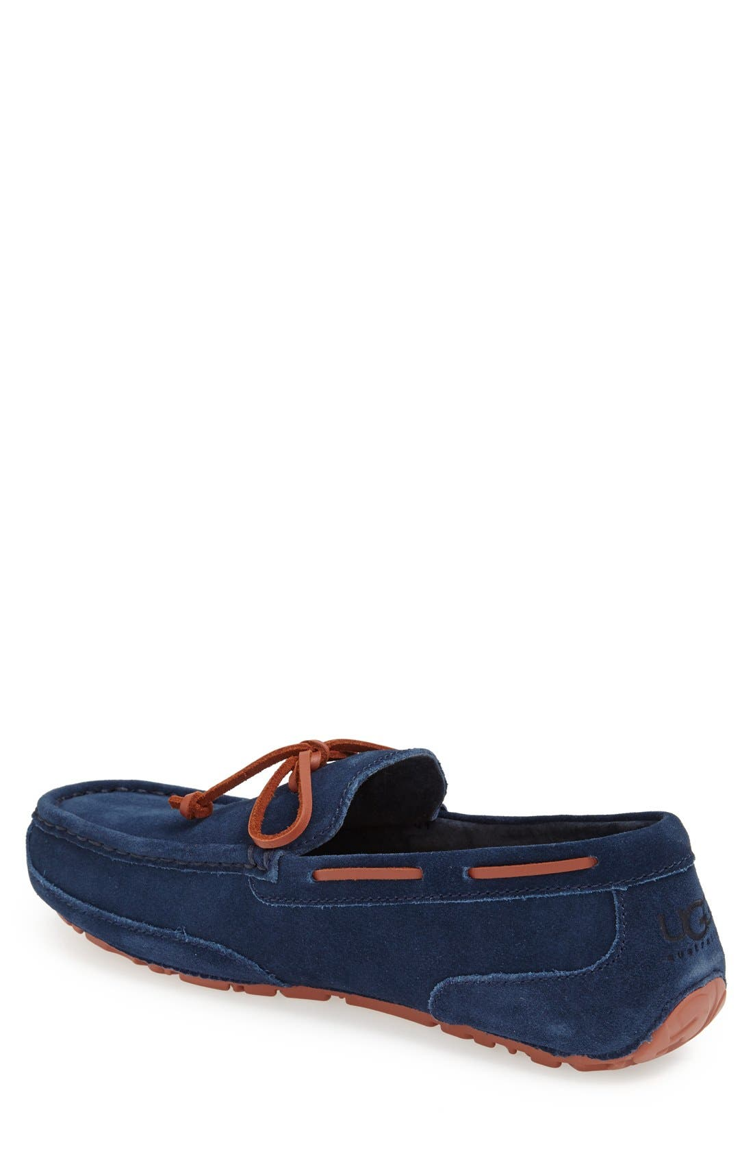 'Chester' Driving Loafer,                             Alternate thumbnail 17, color,