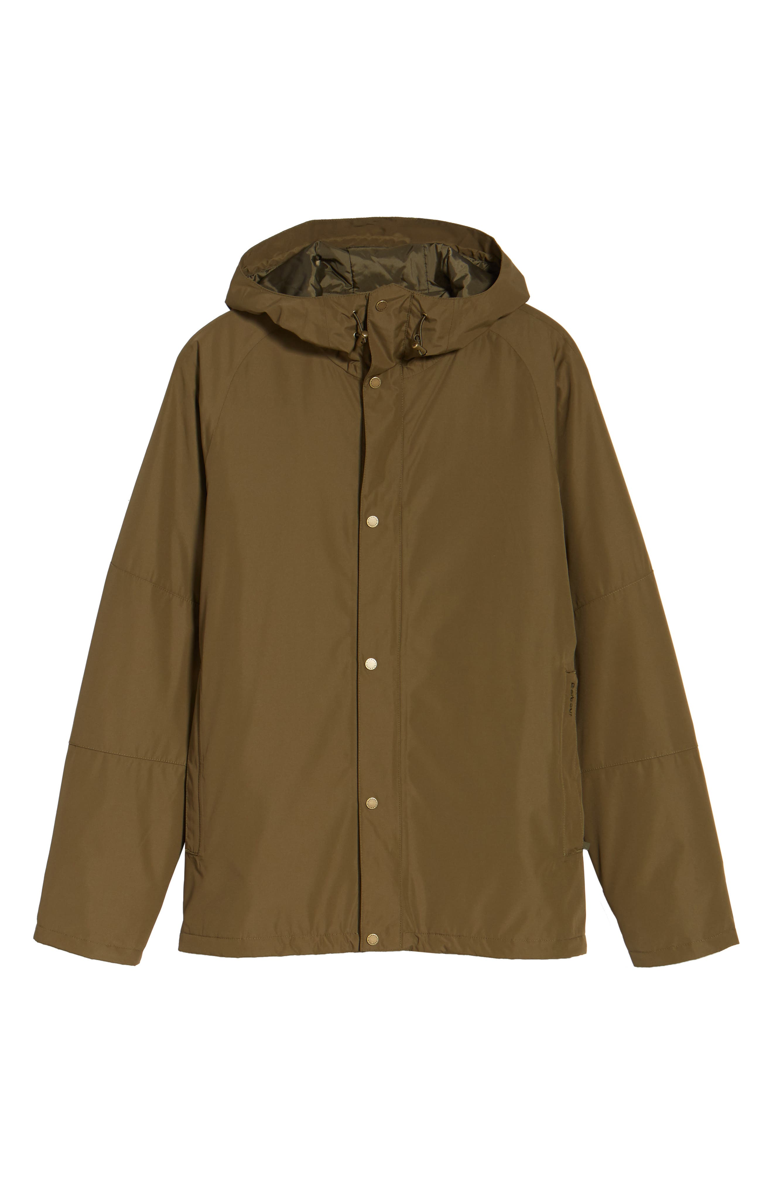 Rydal Waterproof Hooded Jacket,                             Alternate thumbnail 5, color,                             340