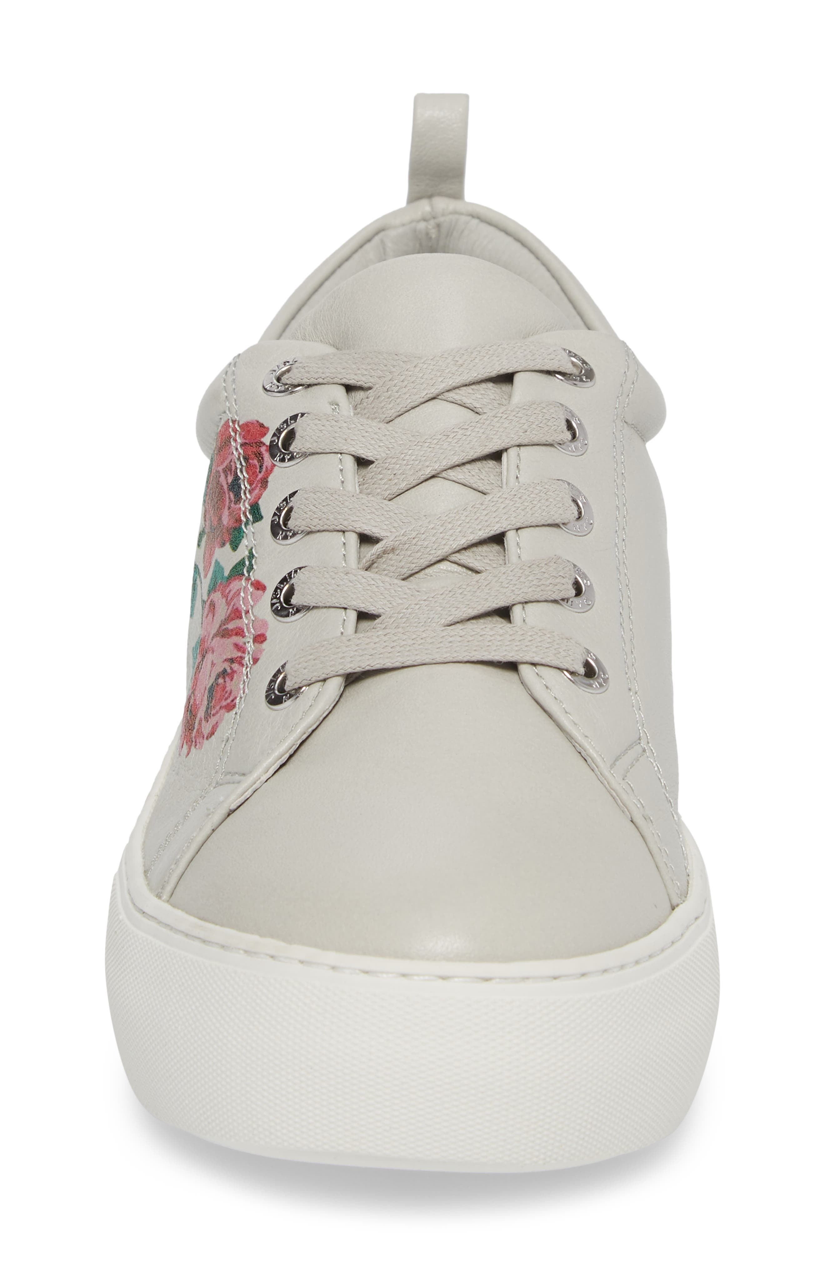 Adel Floral Sneaker,                             Alternate thumbnail 10, color,