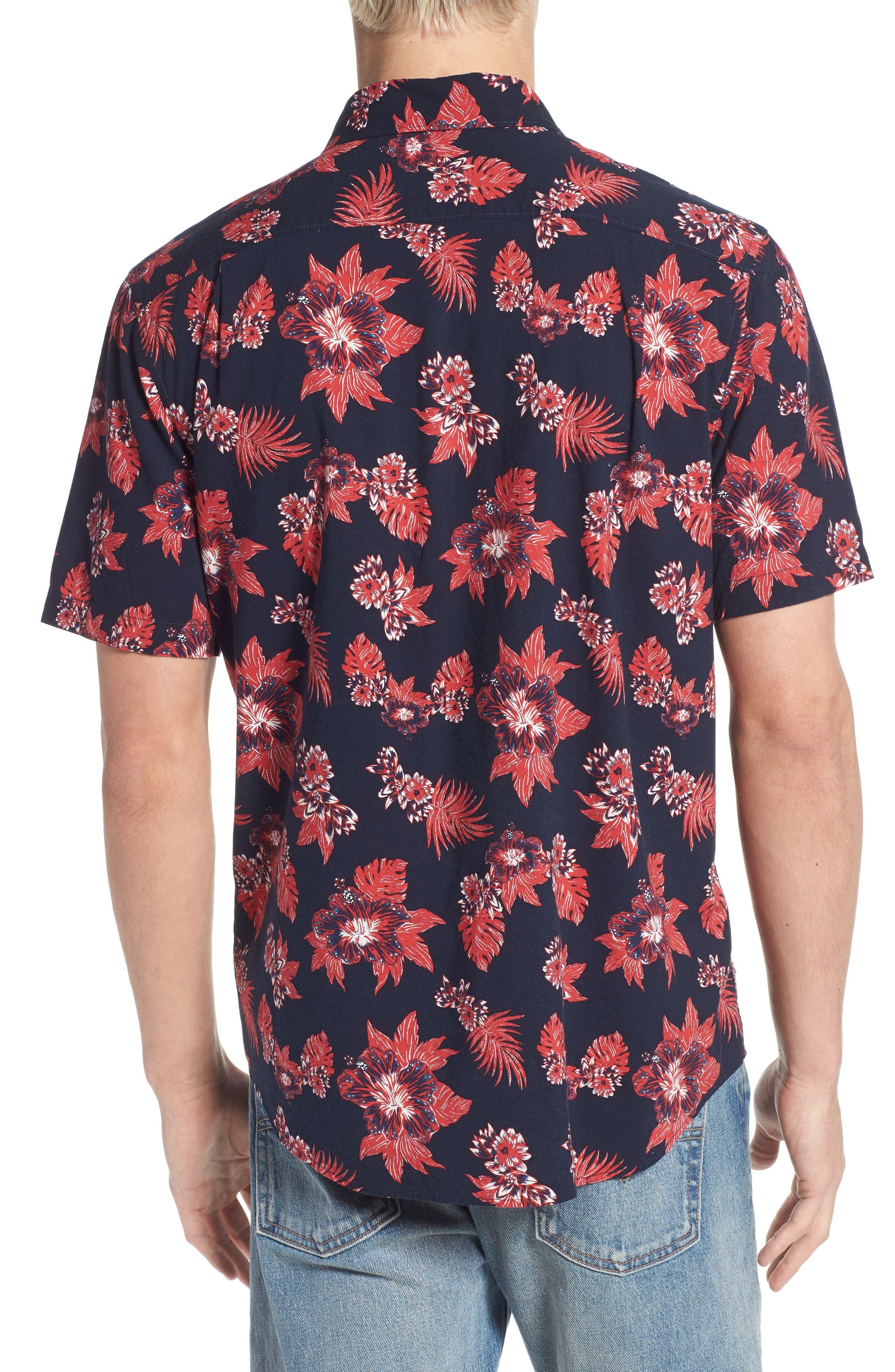 McMillian Woven Shirt,                             Alternate thumbnail 2, color,                             402