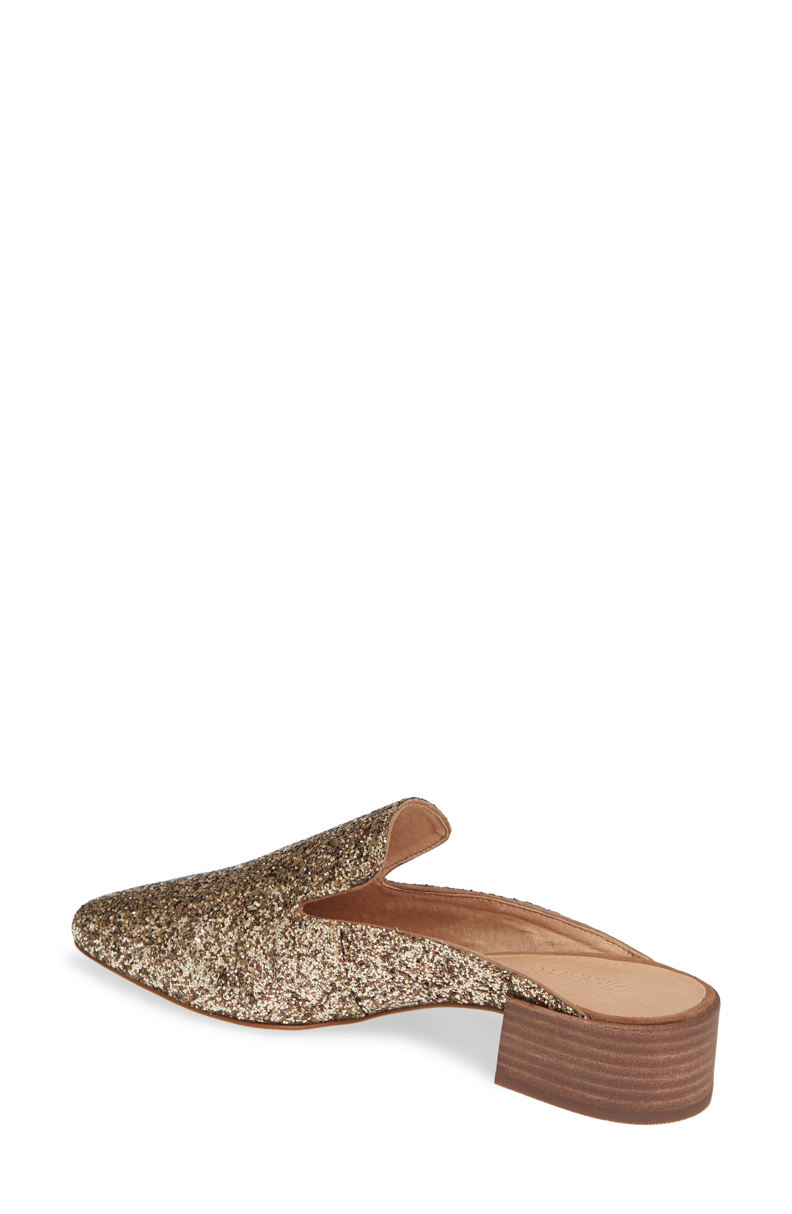 The Willa Loafer Mule,                             Alternate thumbnail 2, color,                             SMOKY GOLD