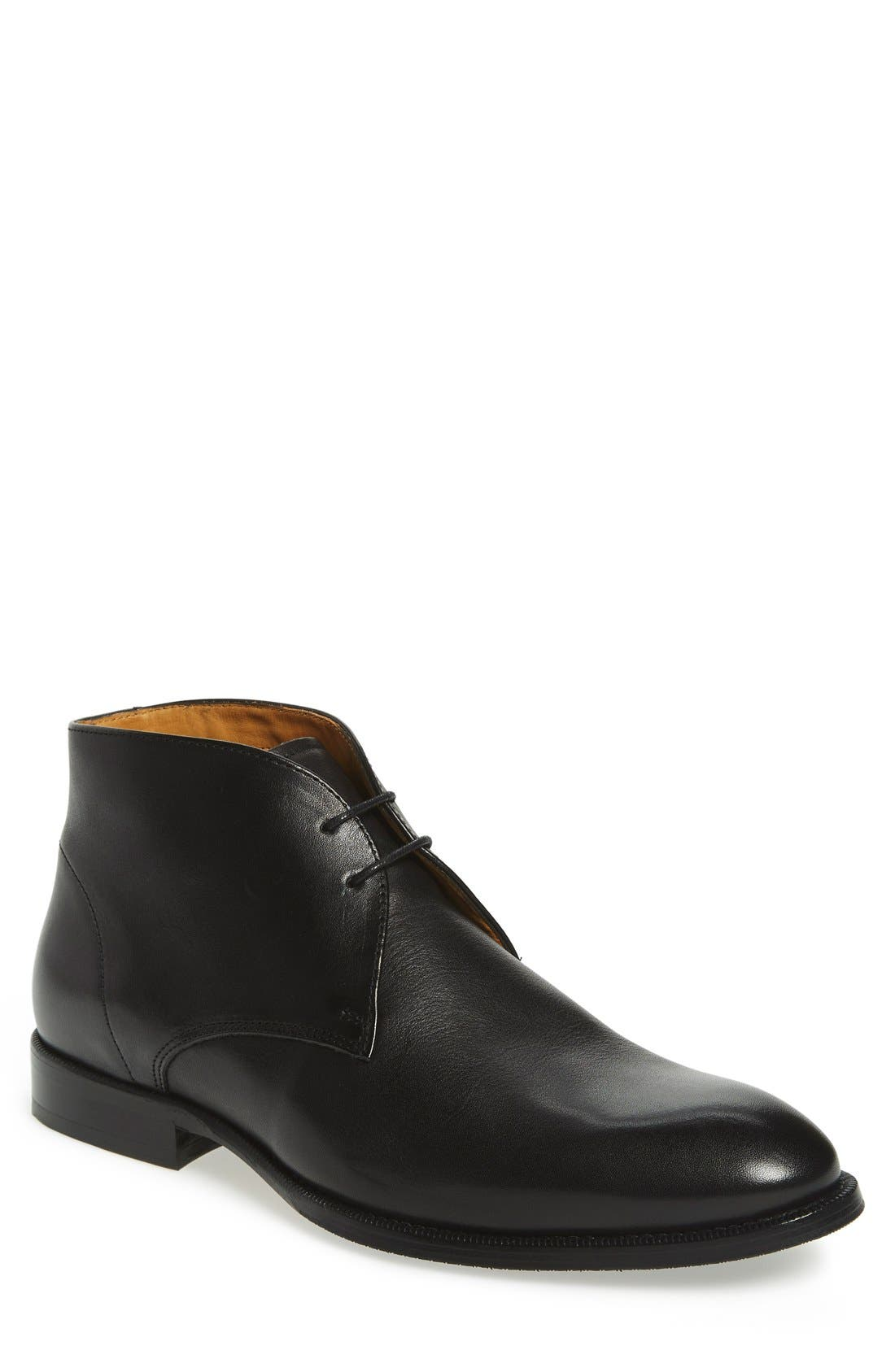 'Branx' Chukka Boot,                         Main,                         color, 001