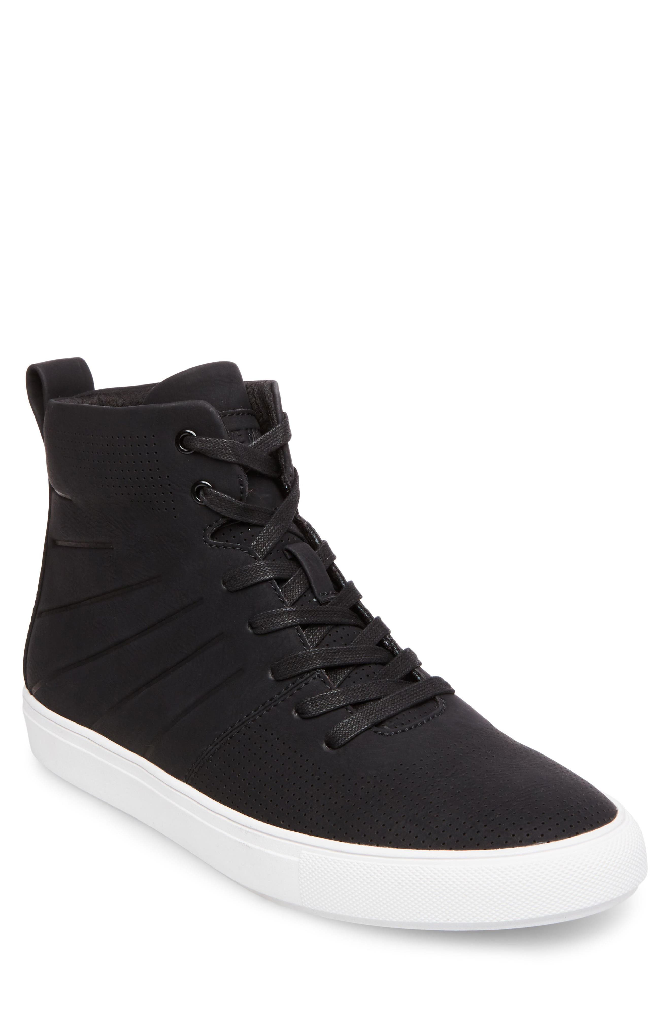 Eskape Sneaker,                             Main thumbnail 1, color,                             BLACK