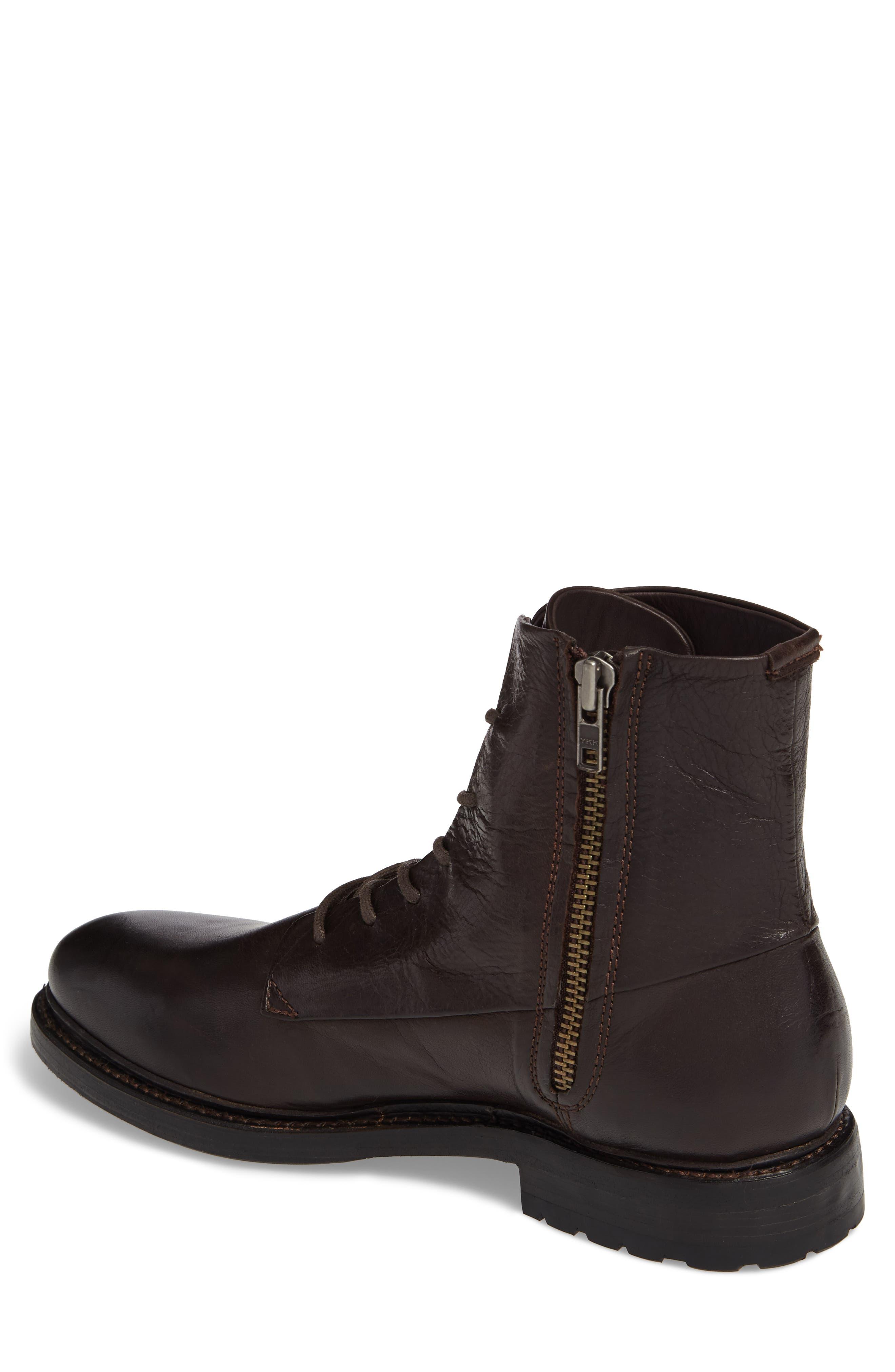 MM 08 Plain Toe Boot,                             Alternate thumbnail 4, color,
