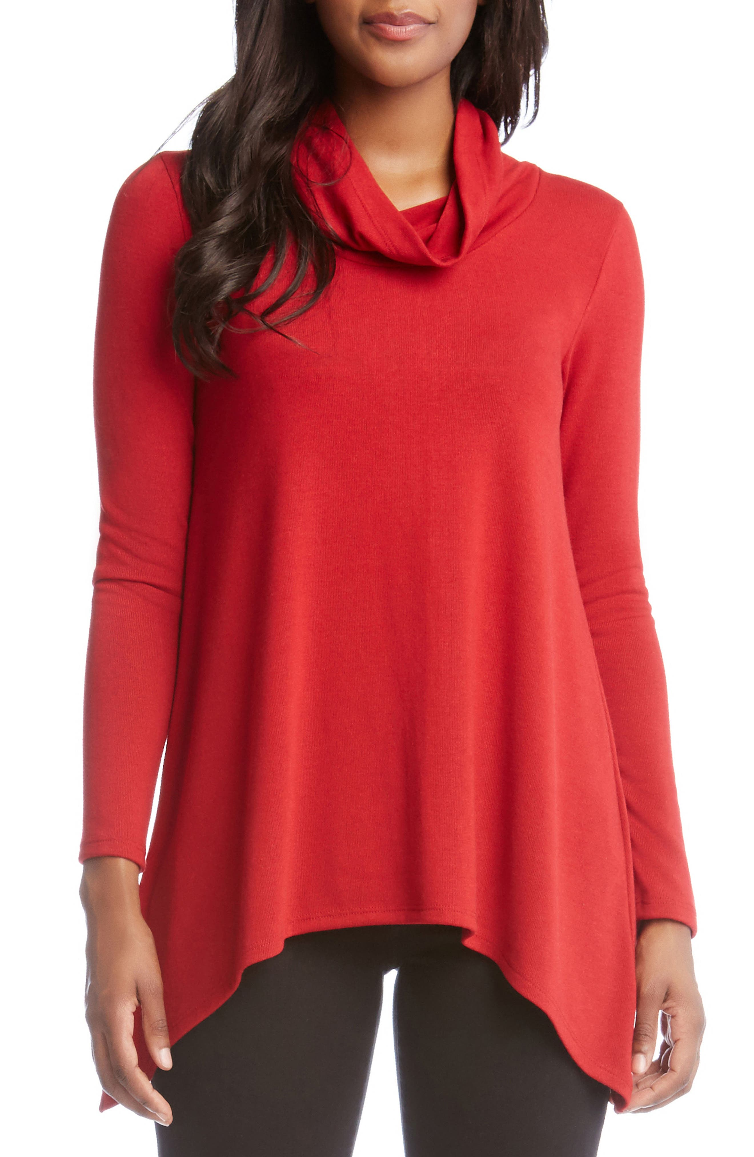 Curved Hem Sweater,                             Main thumbnail 3, color,
