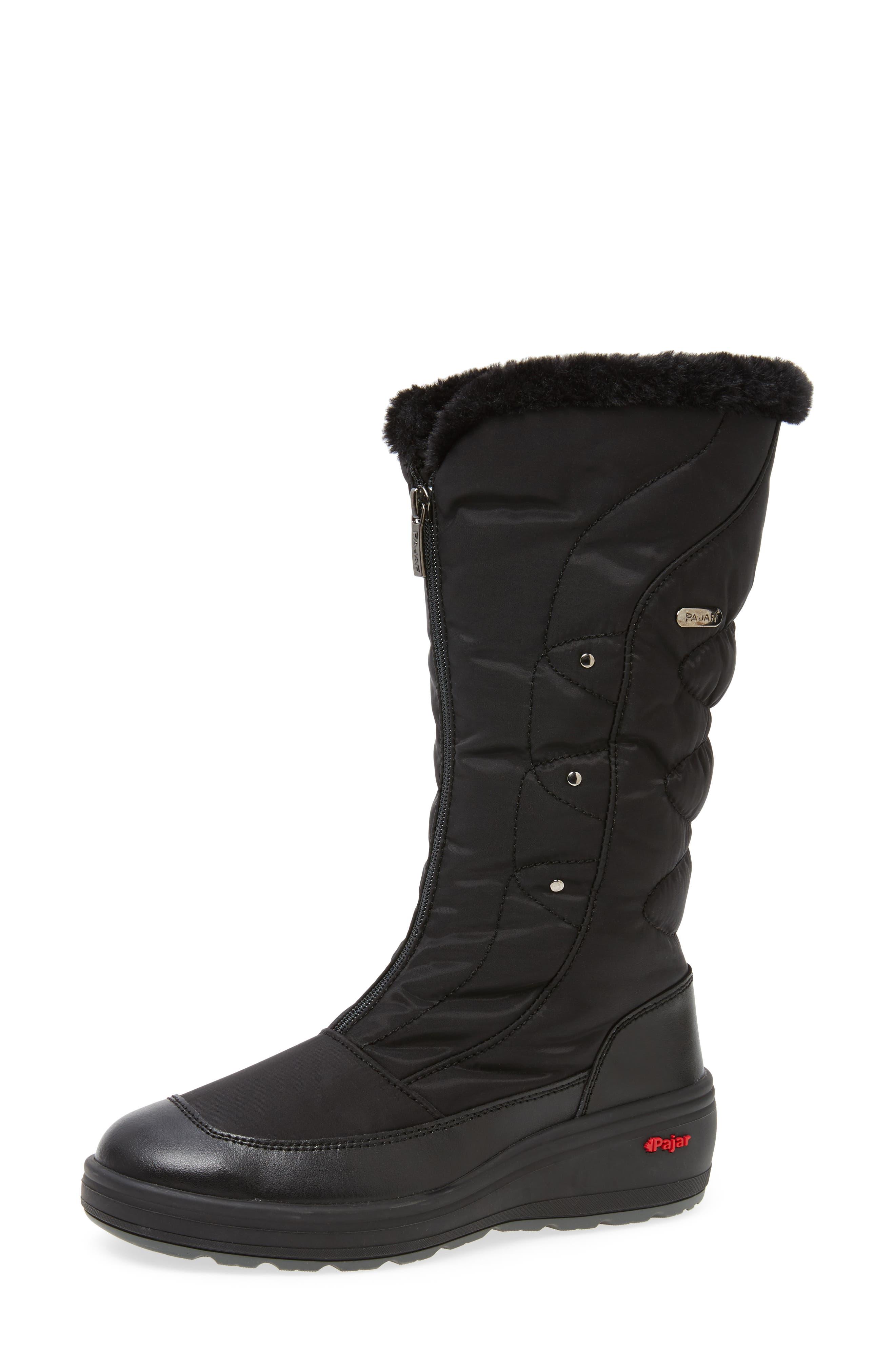 Fusion Weatherproof Boot,                         Main,                         color, 001