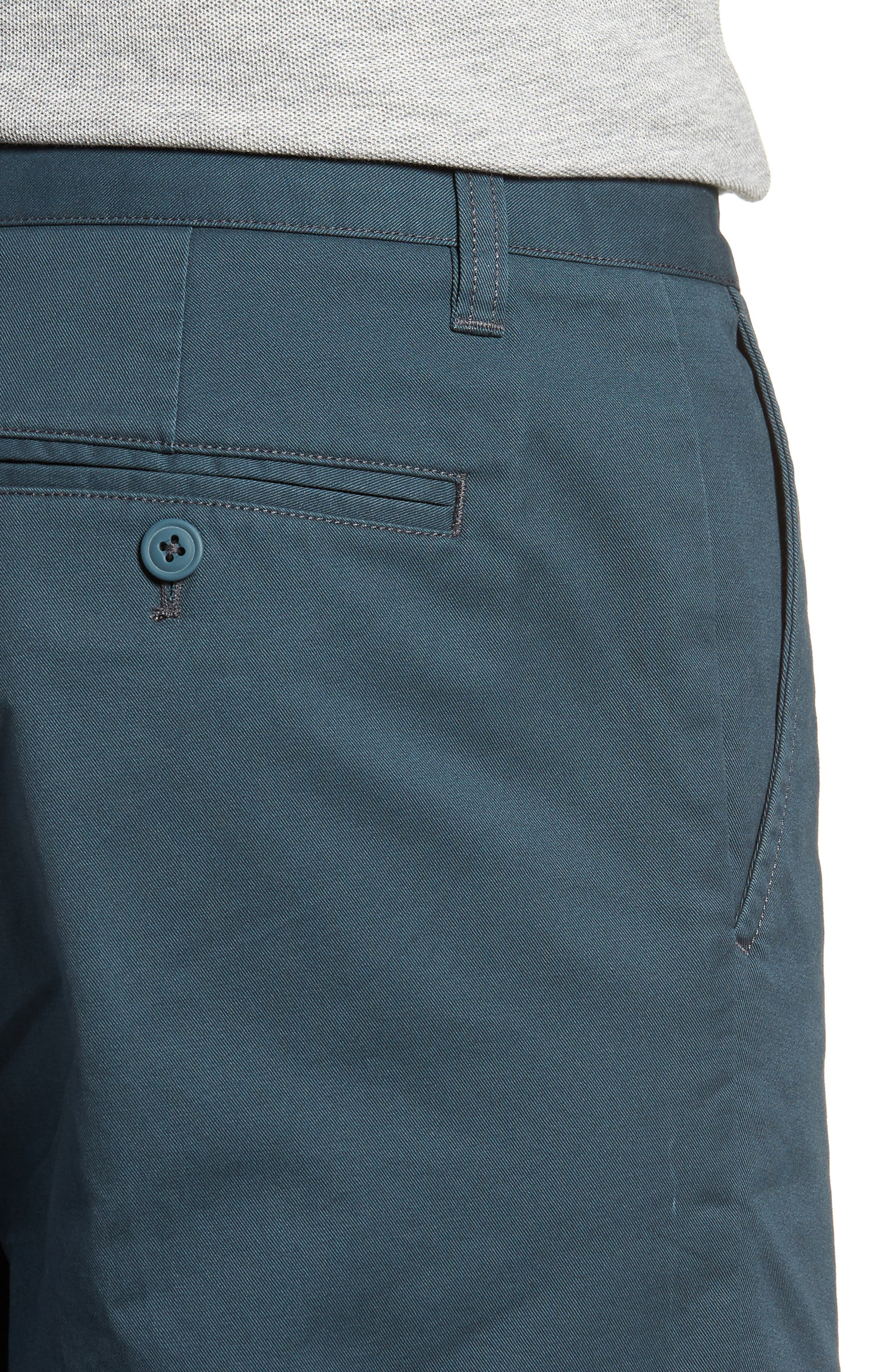 Stretch Washed Chino 11-Inch Shorts,                             Alternate thumbnail 68, color,