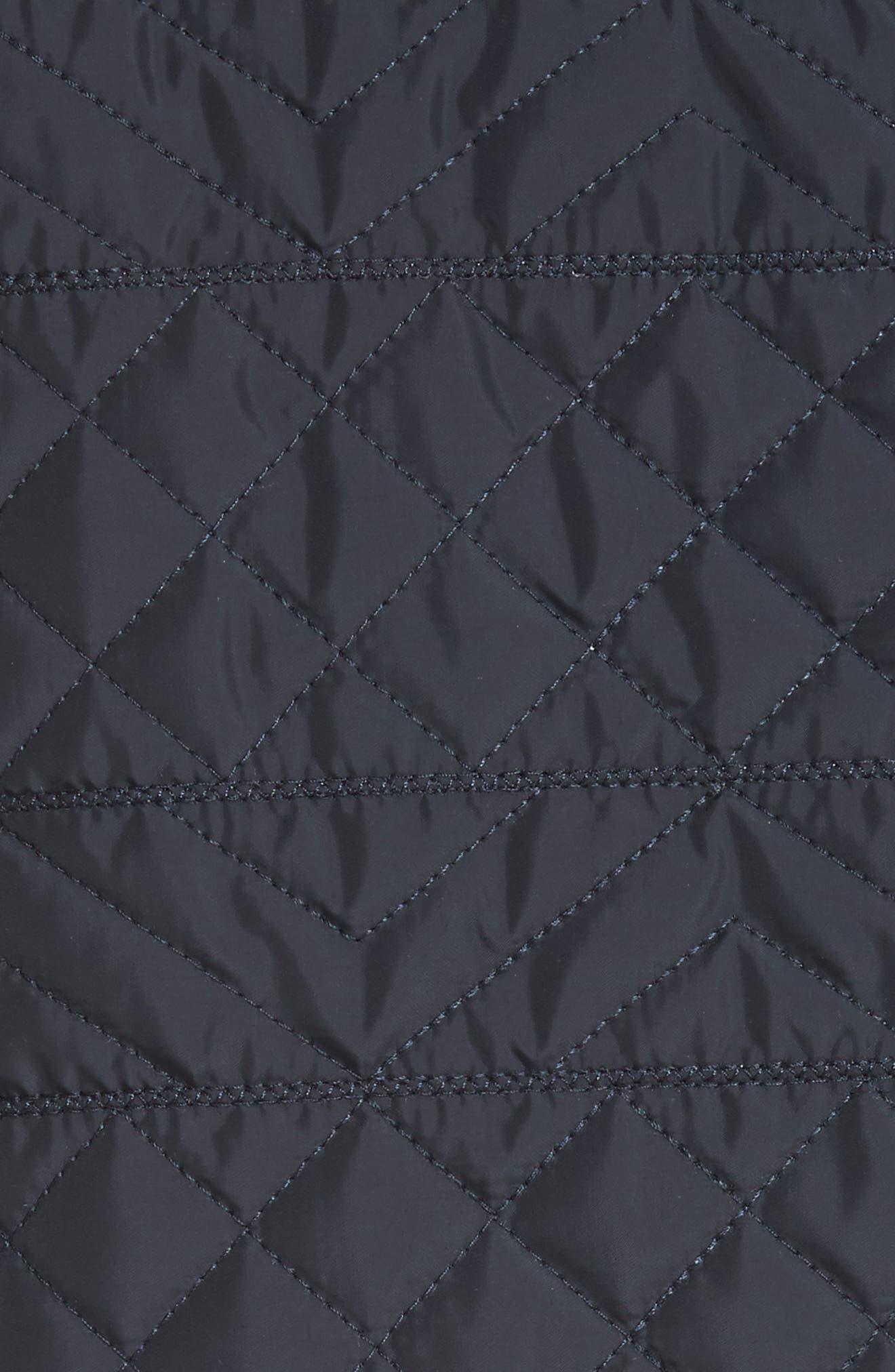 Ginny Reversible Hooded Vest,                             Alternate thumbnail 7, color,                             479