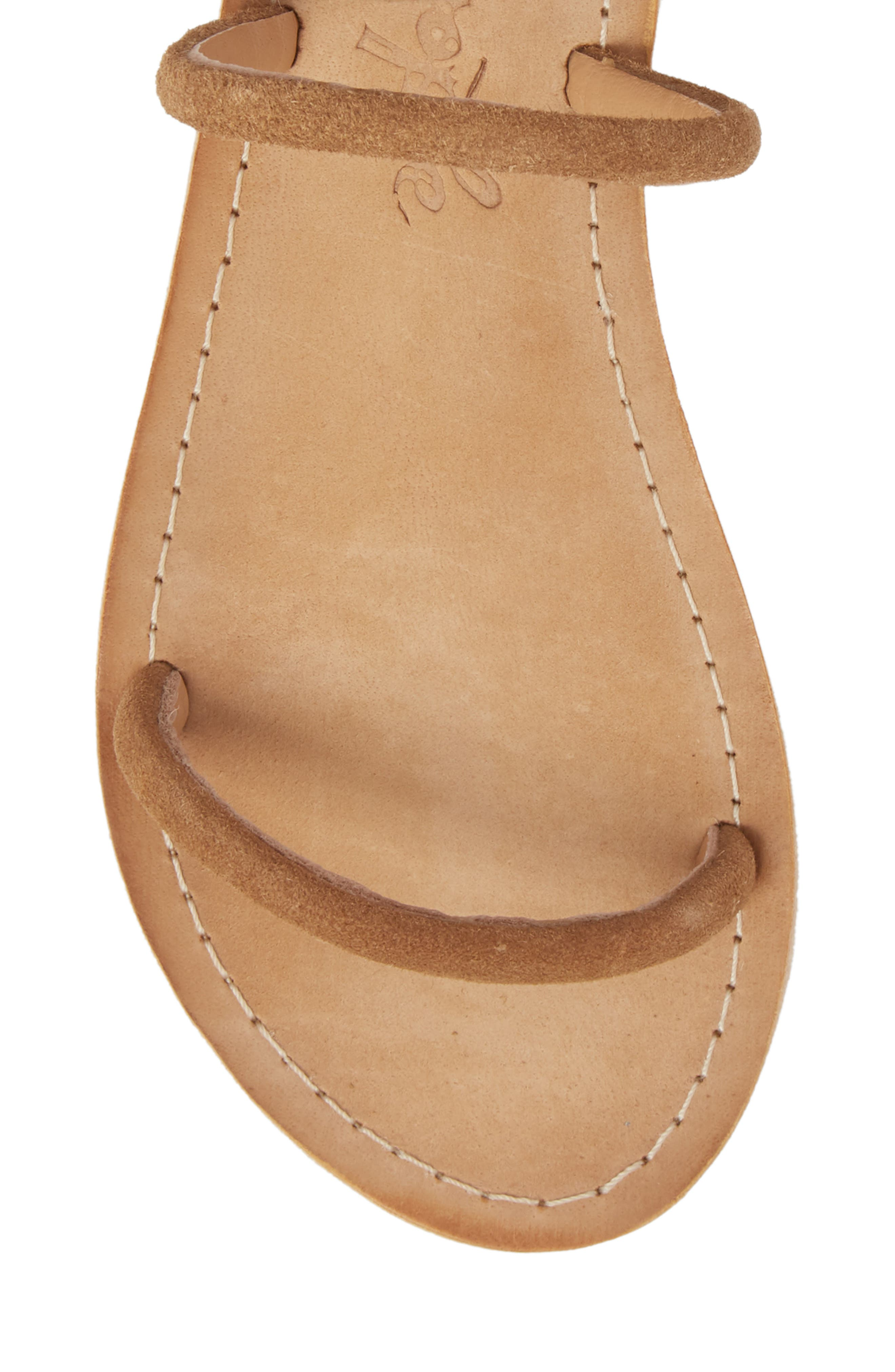 Havana Wraparound Gladiator Sandal,                             Alternate thumbnail 14, color,