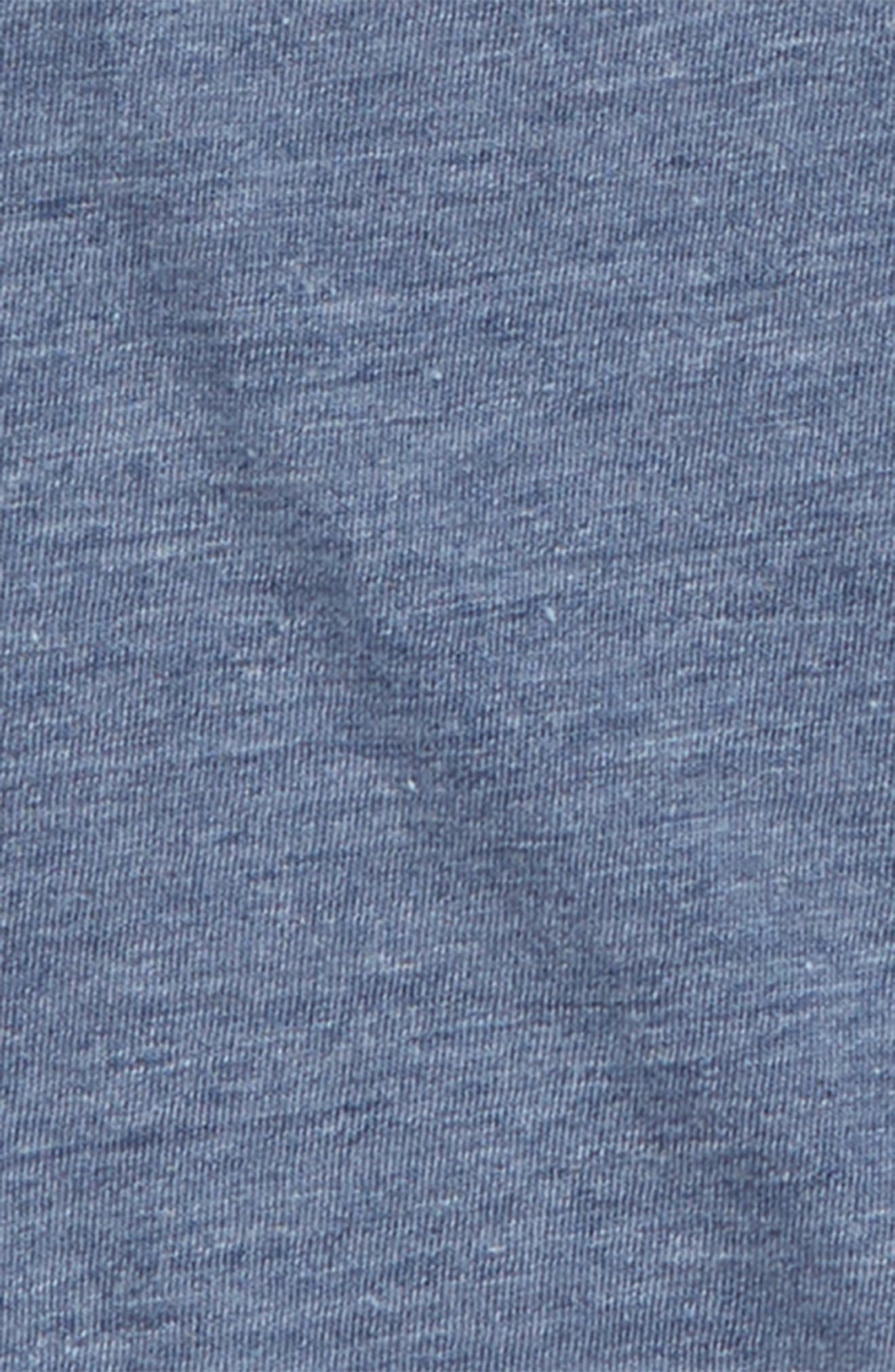 All Day Every Day T-Shirt,                             Alternate thumbnail 2, color,                             BLUE OASIS