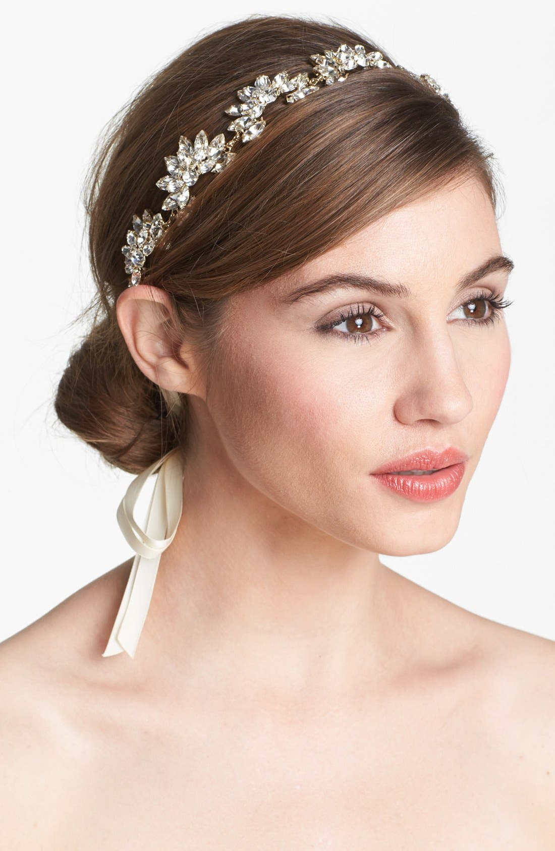 'Happily Ever After' Head Wrap,                             Main thumbnail 1, color,                             710