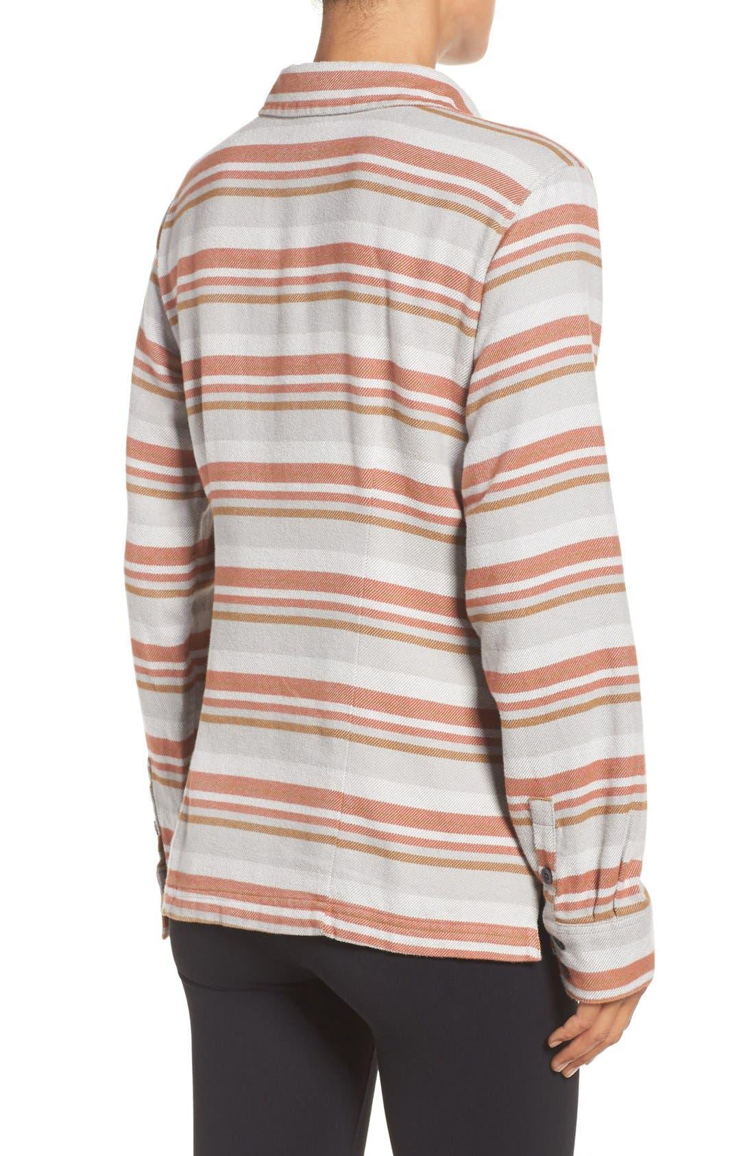 'Fjord' Flannel Shirt,                             Main thumbnail 4, color,