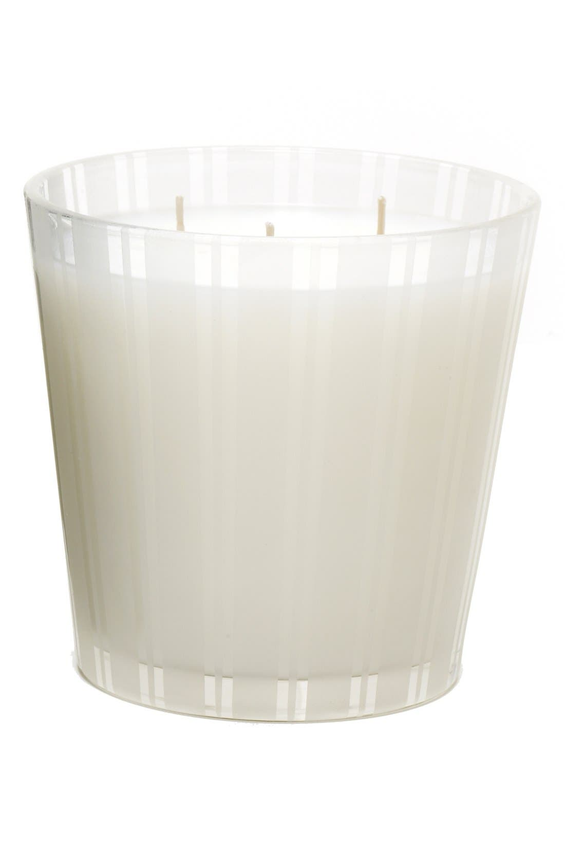 'Orange Blossom' Three Wick Candle,                             Alternate thumbnail 2, color,                             000