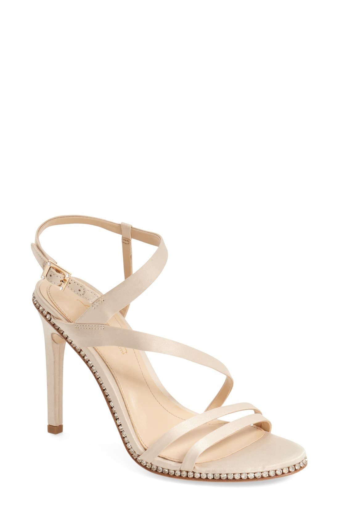 Imagine Vince Camuto 'Gian' Strappy Sandal,                             Main thumbnail 3, color,