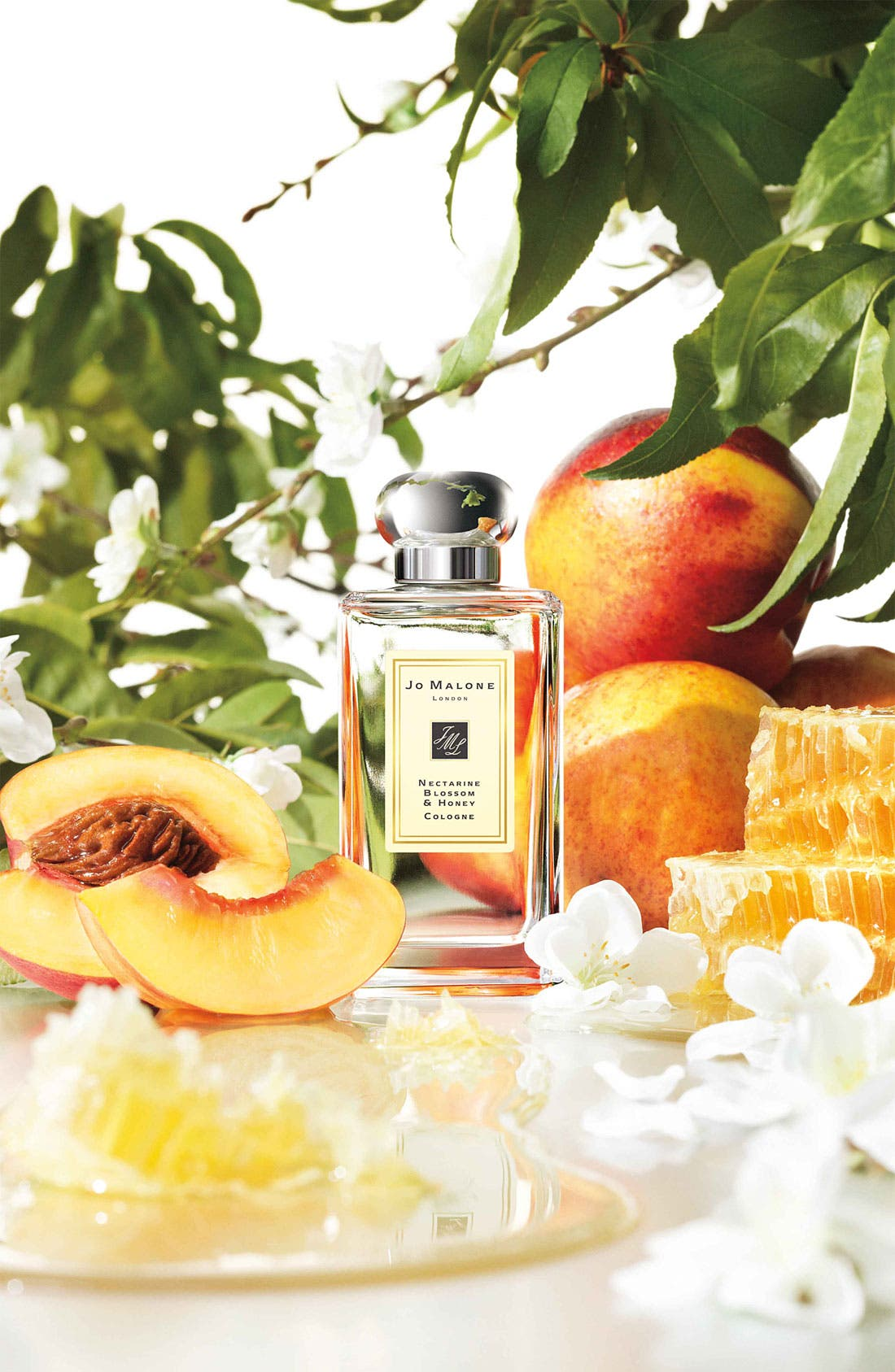 Nectarine Blossom & Honey Cologne,                             Alternate thumbnail 4, color,                             NO COLOR