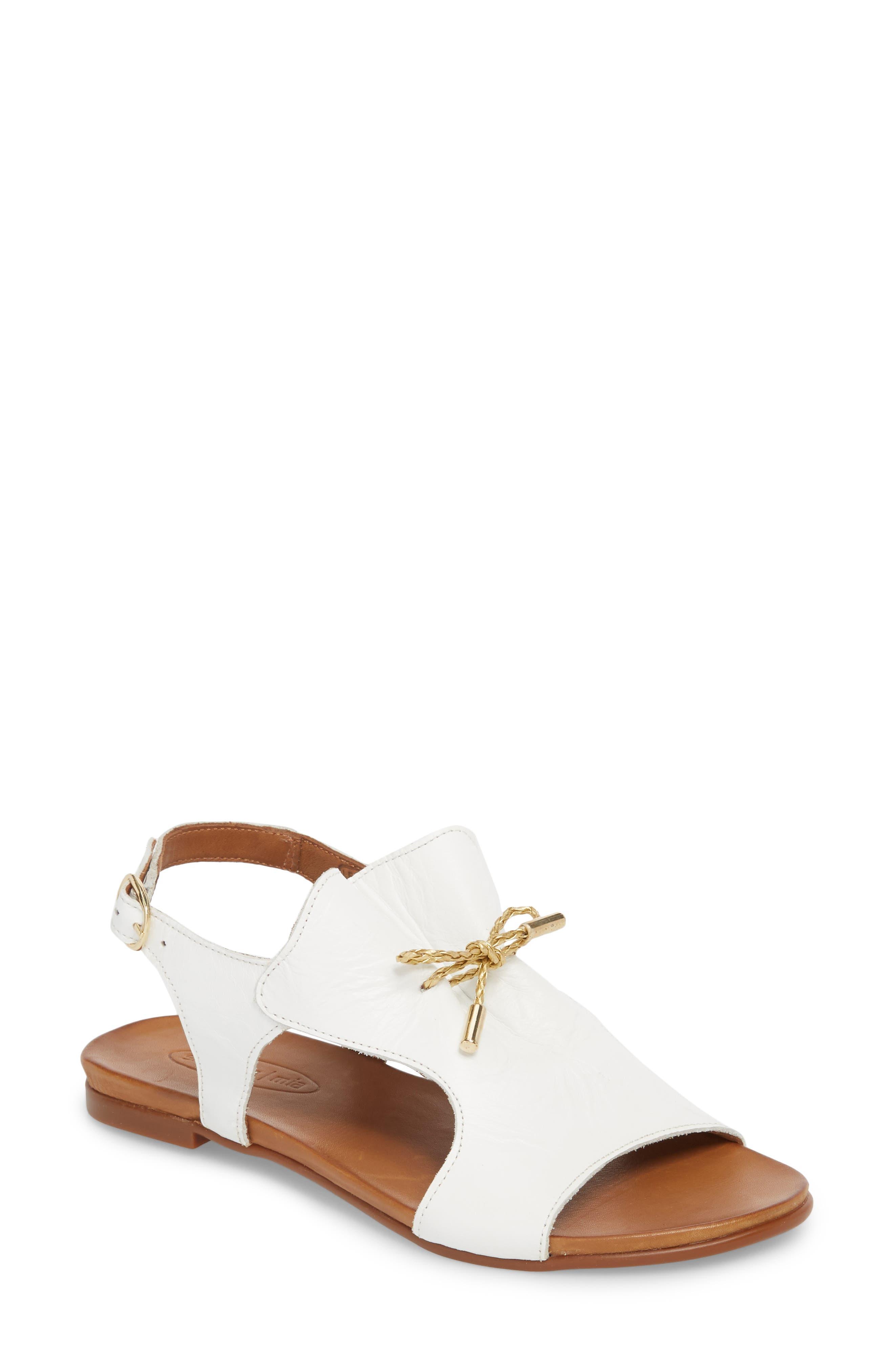 Sheridan Mia Tai Sandal, White
