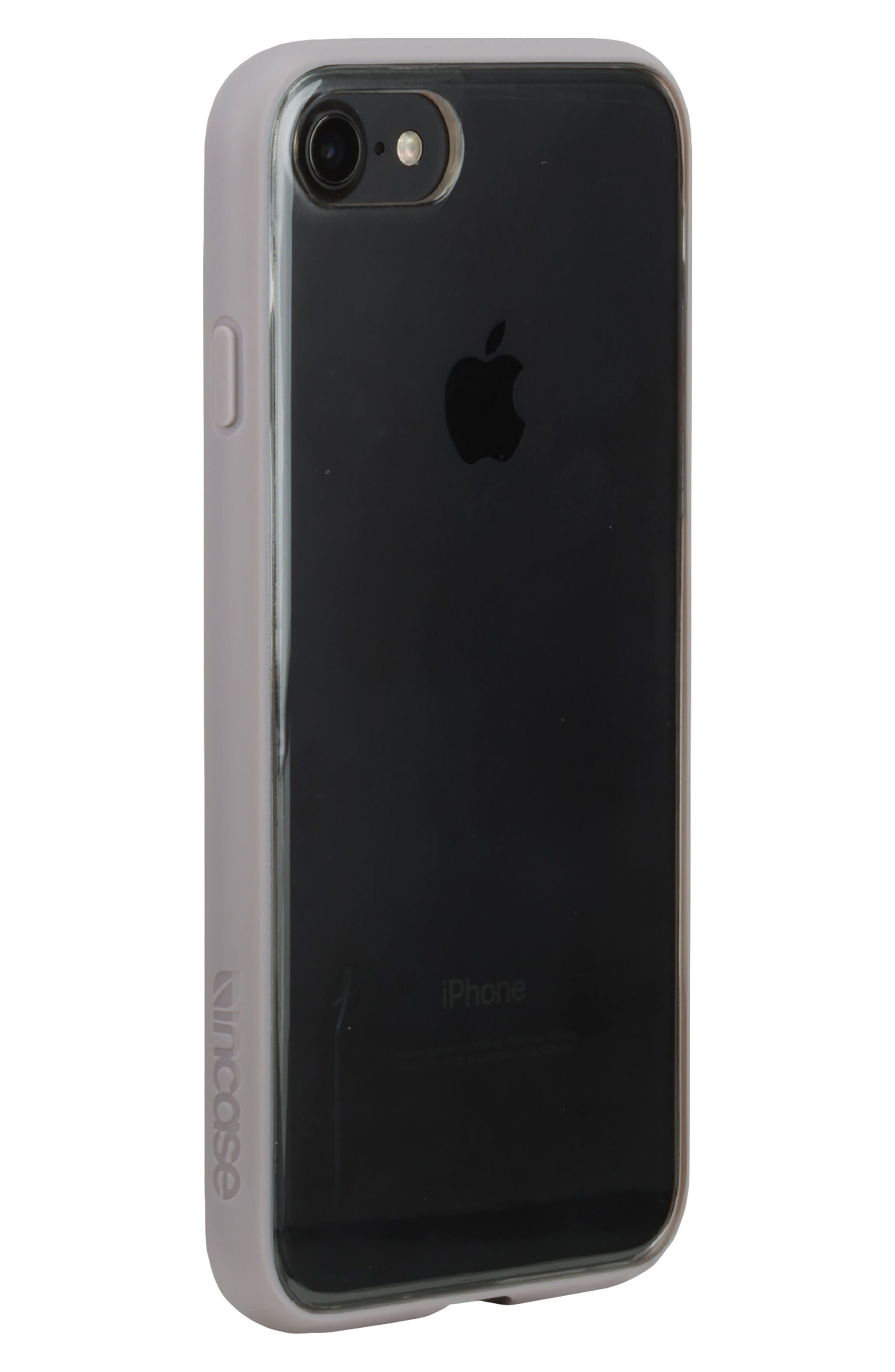 Pop Case Clear iPhone 7 Plus/8 Plus Case,                             Alternate thumbnail 4, color,                             100