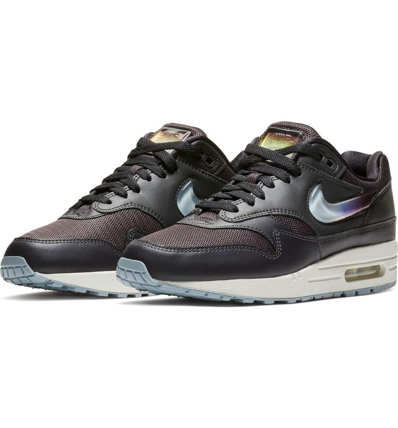 finest selection 4a80a b6e84 NIKE Air Max 1 JP Sneaker, Main, color, OIL GREY  OBSIDIAN