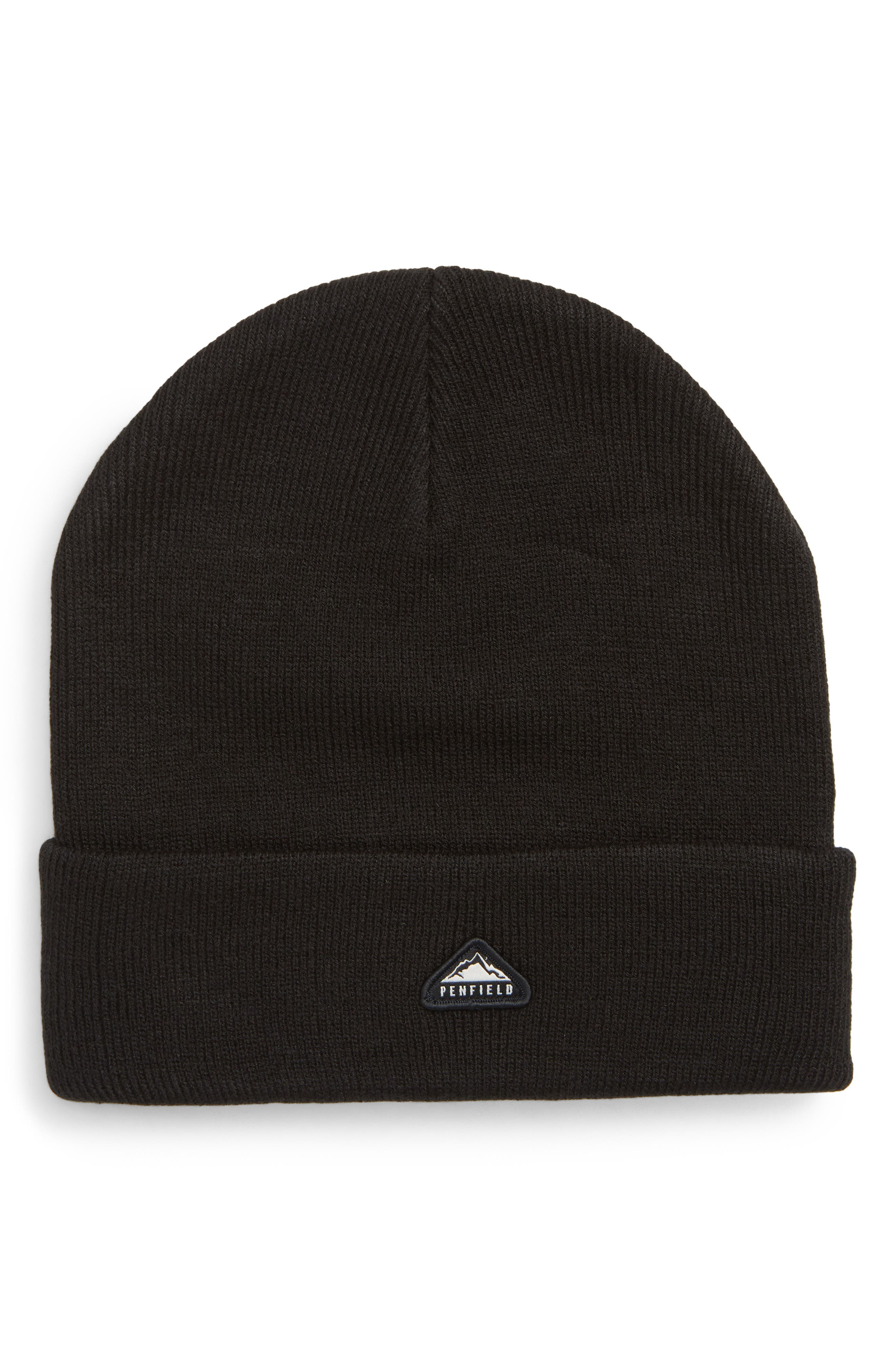 Classic Beanie Hat, Main, color, 001