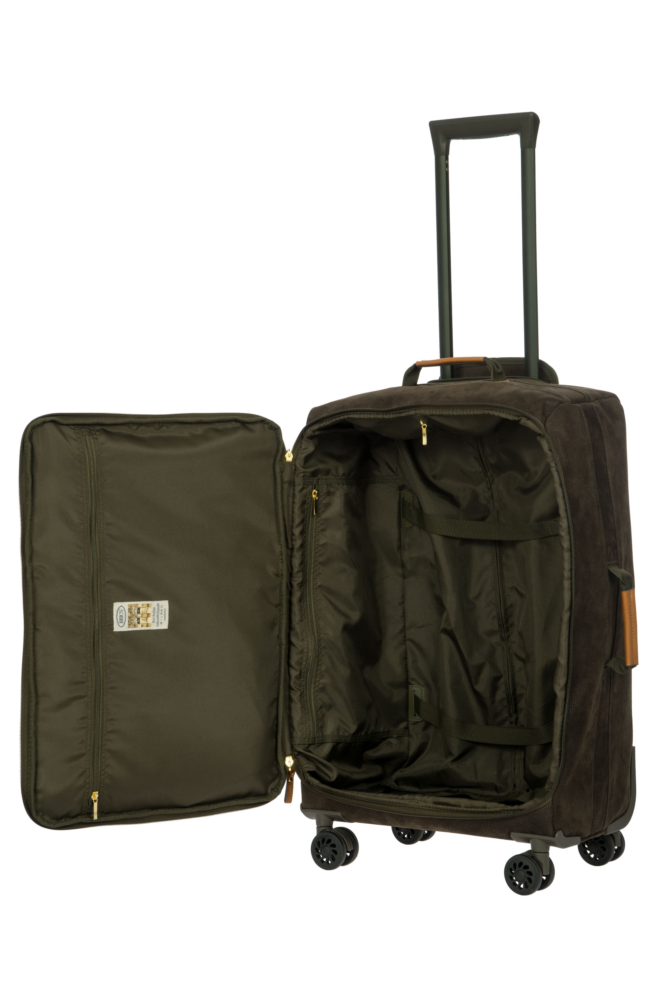 Life Collection Tropea 25-Inch Spinner Suitcase,                             Alternate thumbnail 4, color,