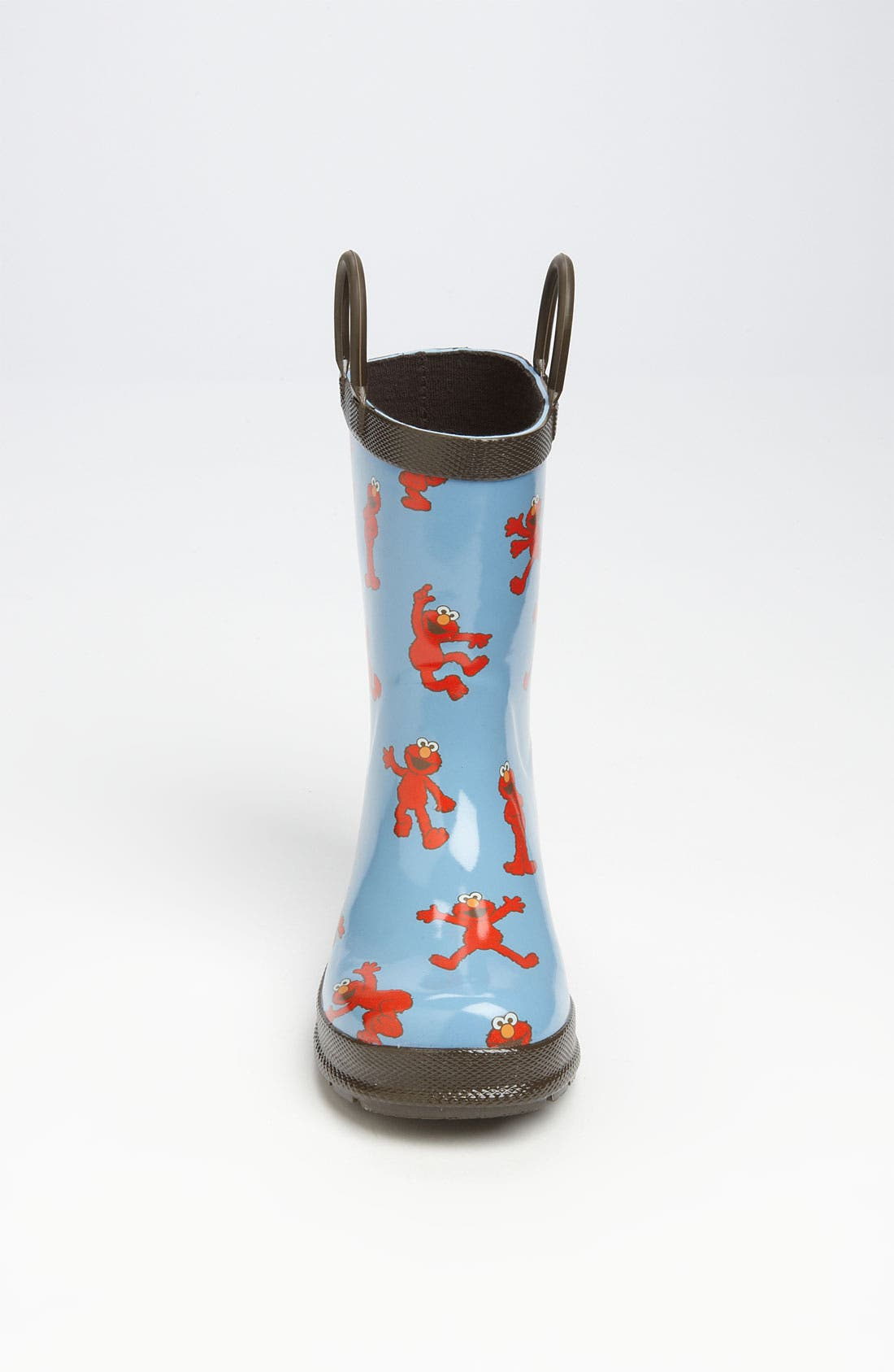 'Sesame Street<sup>®</sup> - Elmo' Rain Boot,                             Alternate thumbnail 2, color,                             400