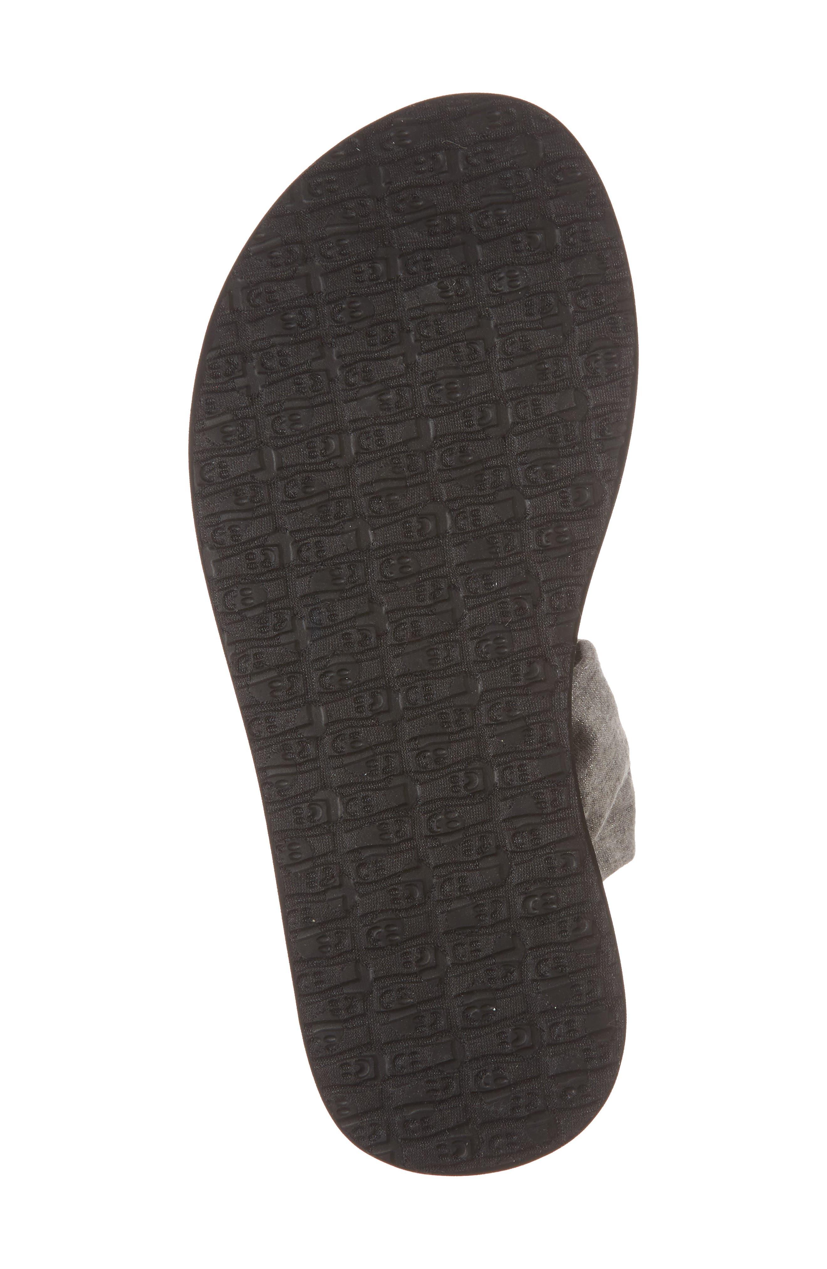 'Yoga Sling Bling' Sandal,                             Alternate thumbnail 6, color,                             042