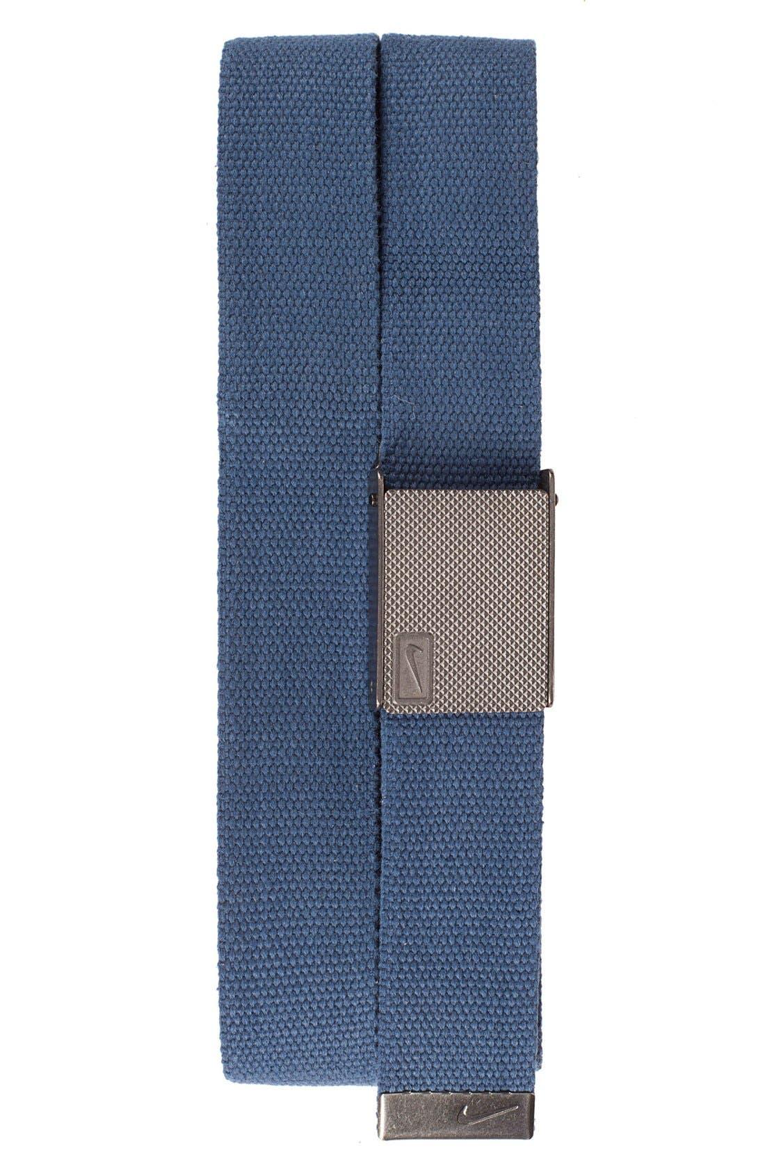Reversible Web Belt,                             Main thumbnail 3, color,