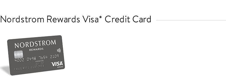 Nordstrom Rewards Visa Credit Card
