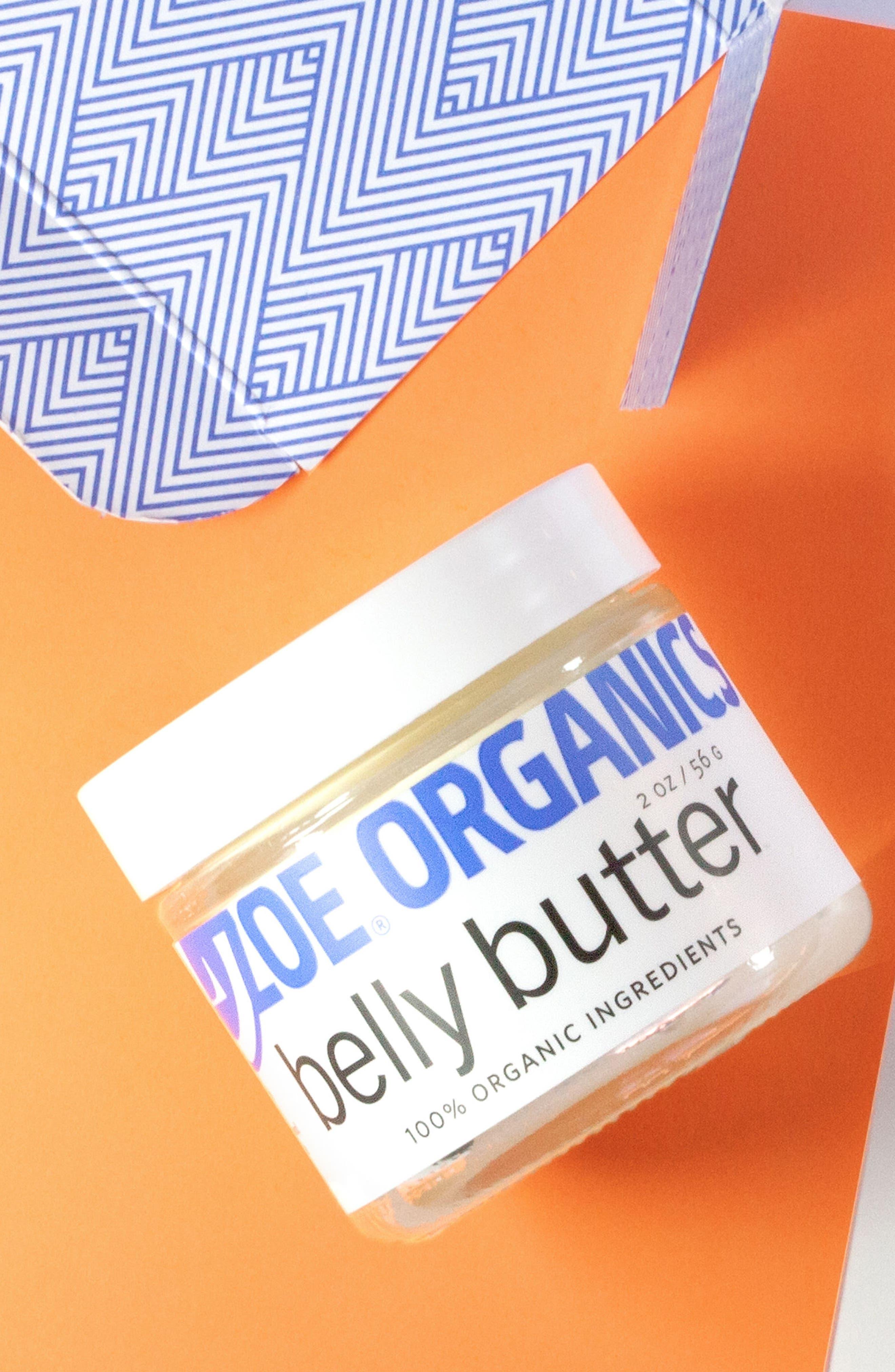 Belly Butter,                             Alternate thumbnail 4, color,                             WHITE