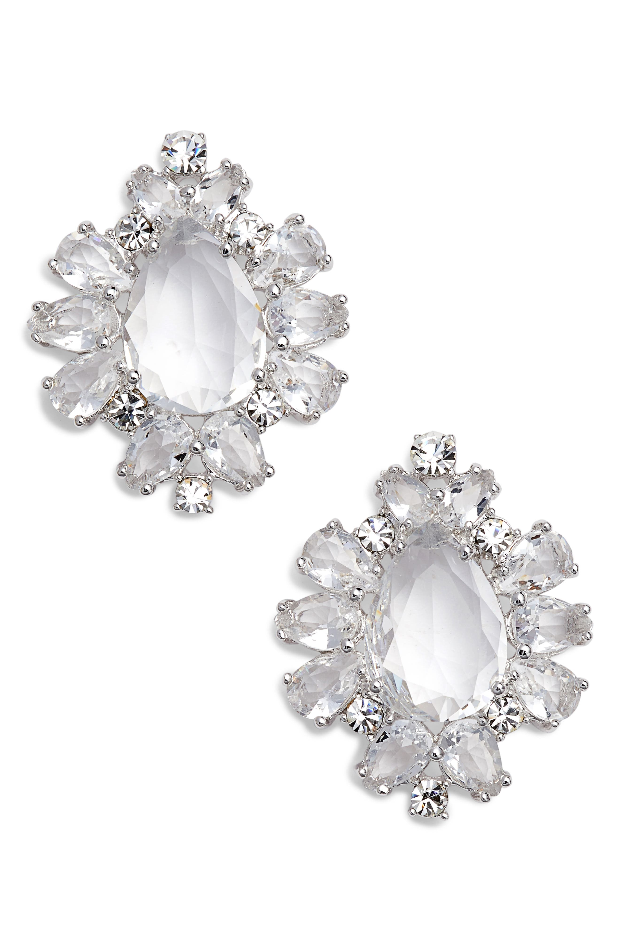 take a shine statement stud earrings,                             Main thumbnail 1, color,