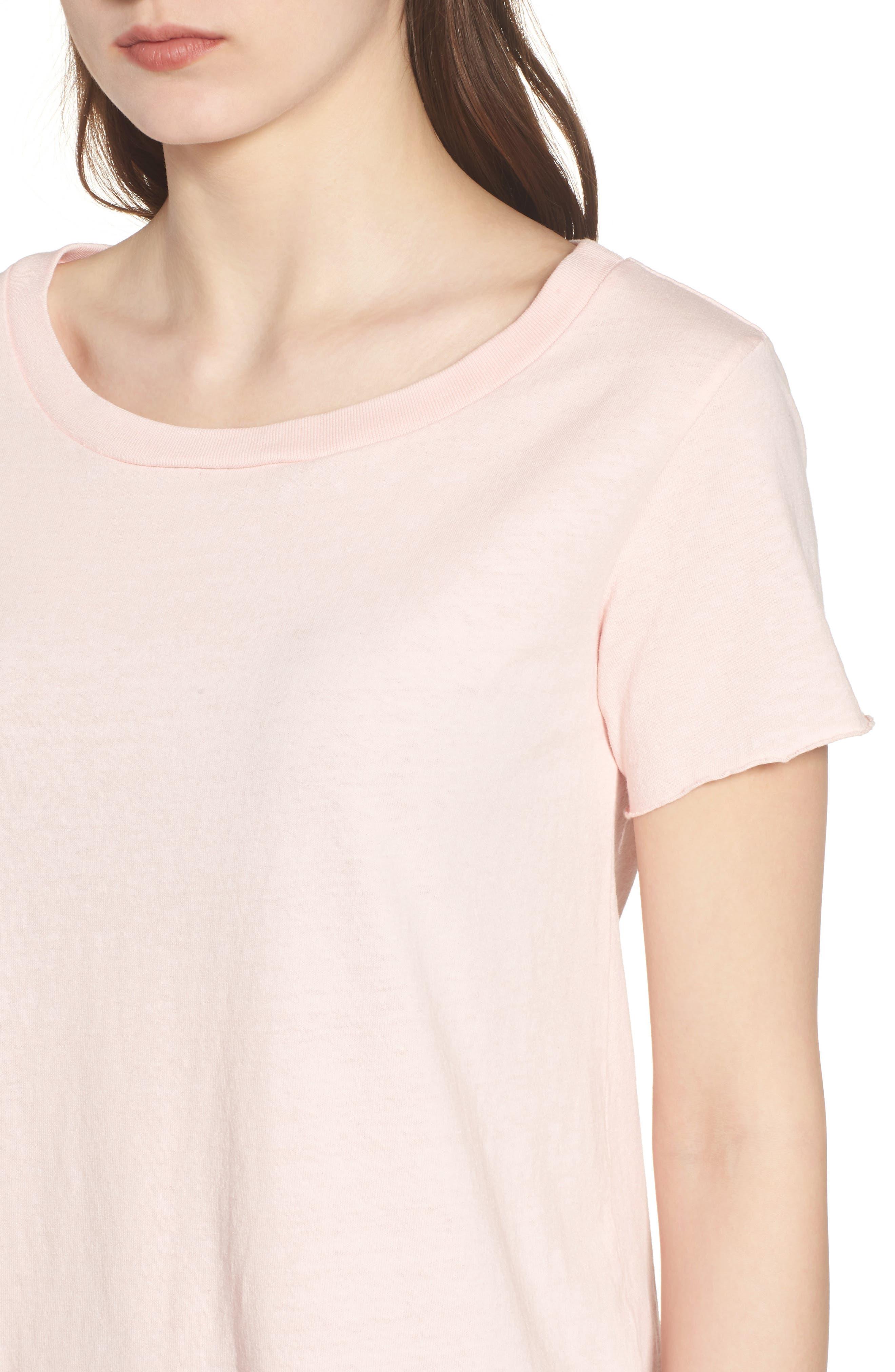 Tunic Minidress,                             Alternate thumbnail 4, color,