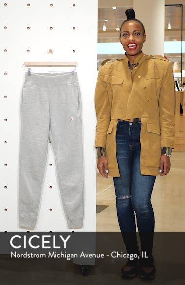 Reverse Weave Jogger Pants, sales video thumbnail