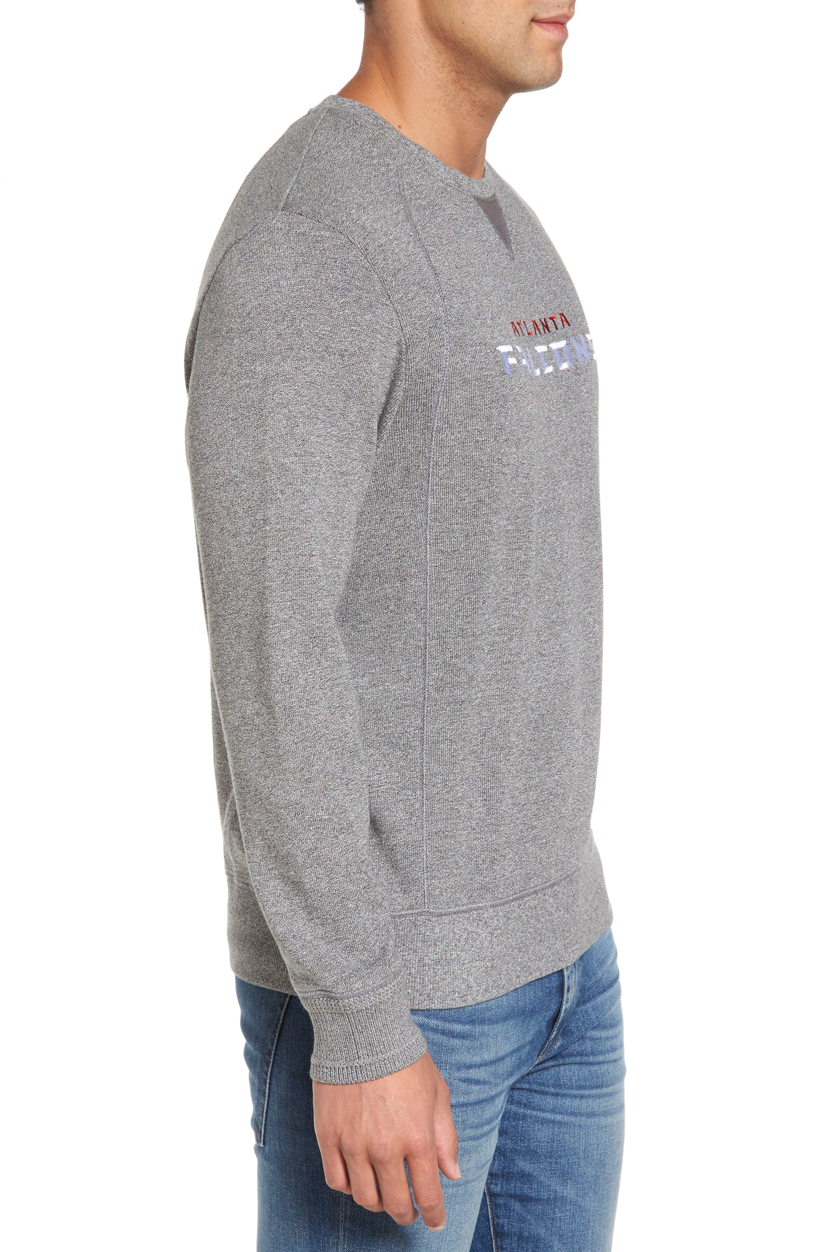 NFL Stitch of Liberty Embroidered Crewneck Sweatshirt,                             Alternate thumbnail 77, color,
