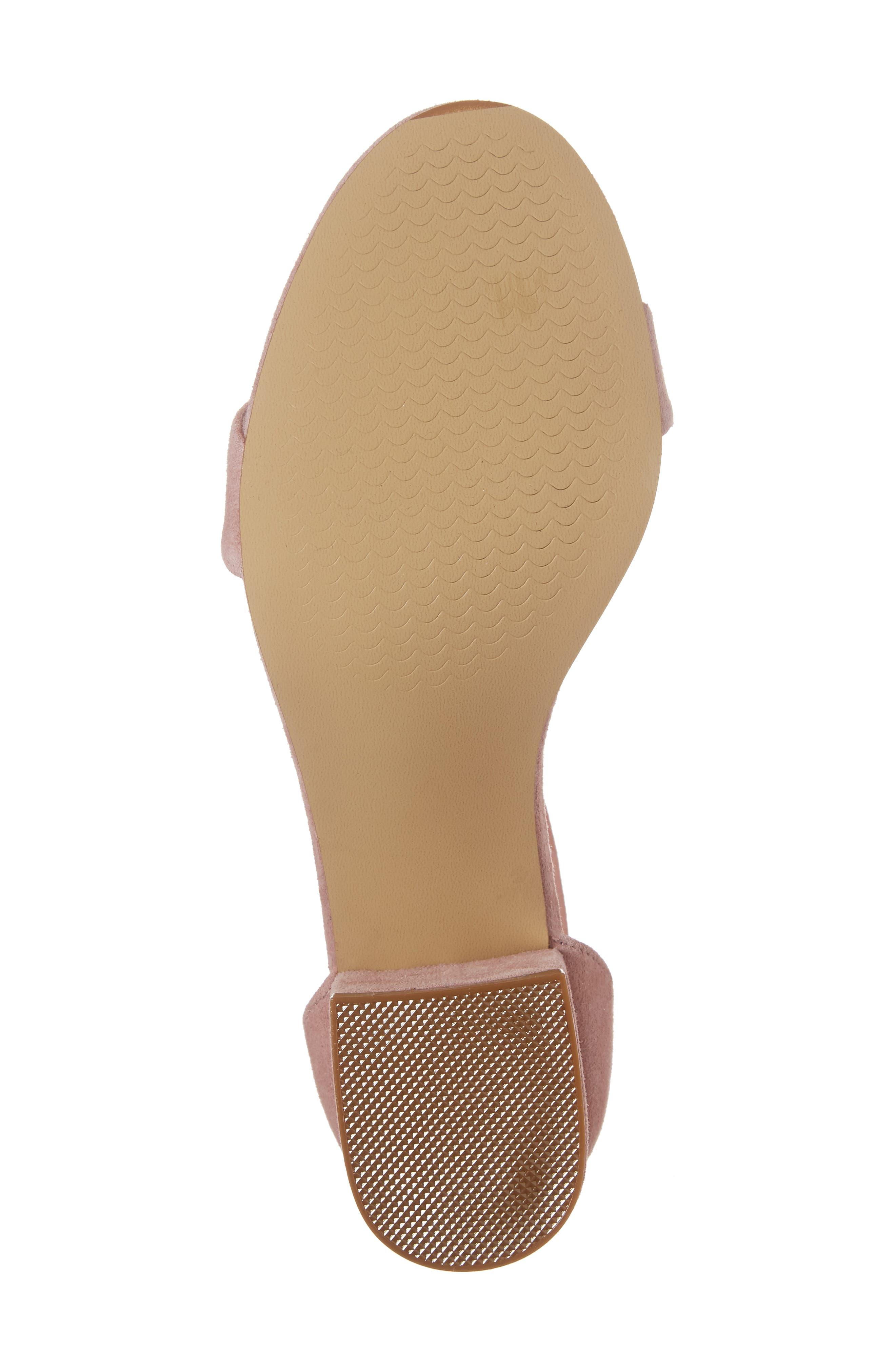 Irenee Ankle Strap Sandal,                             Alternate thumbnail 151, color,