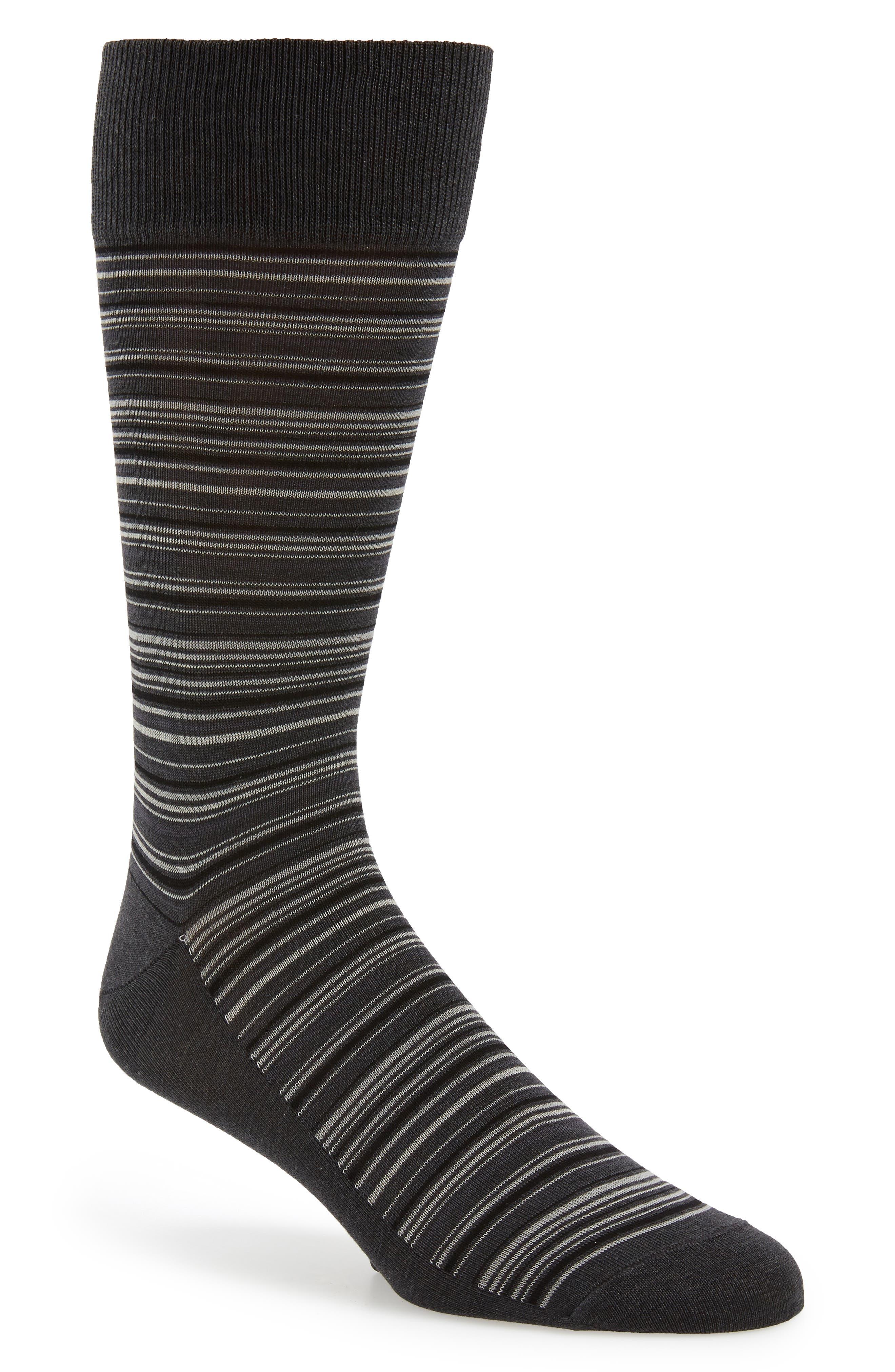 Stripe Socks, Main, color, 021